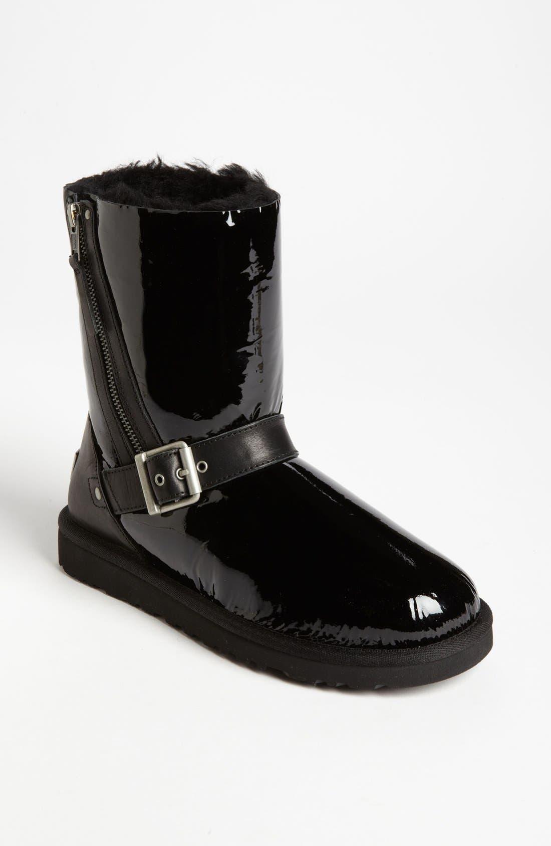 Alternate Image 1 Selected - UGG® Australia 'Blaise' Patent Boot (Women)