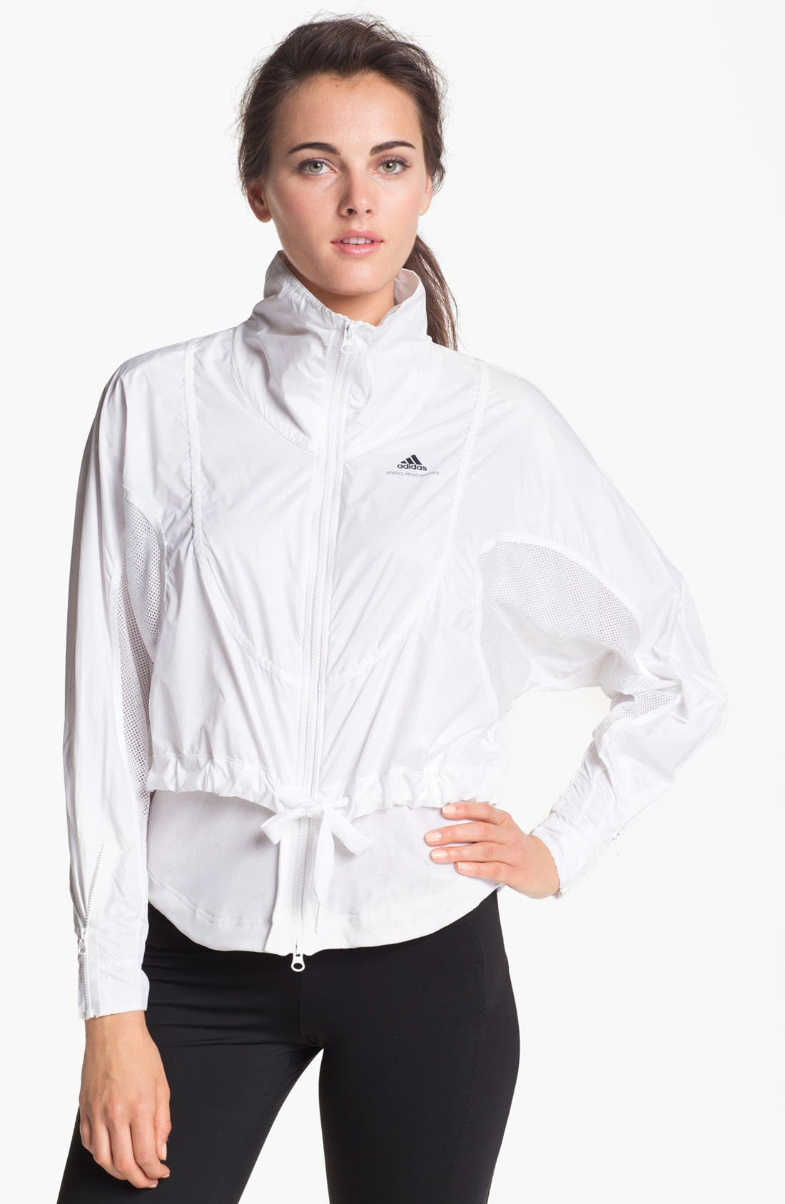 Alternate Image 1 Selected - adidas by Stella McCartney 'Barricade' Warm-Up Jacket
