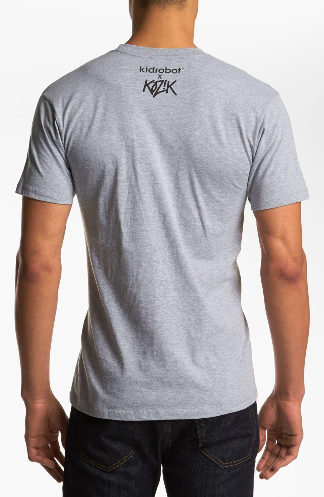 Alternate Image 2  - Kidrobot T-Shirt