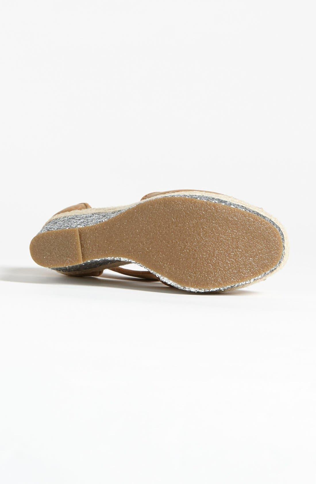 Alternate Image 4  - Topshop 'Whirlwind' Espadrille Wedge Sandal