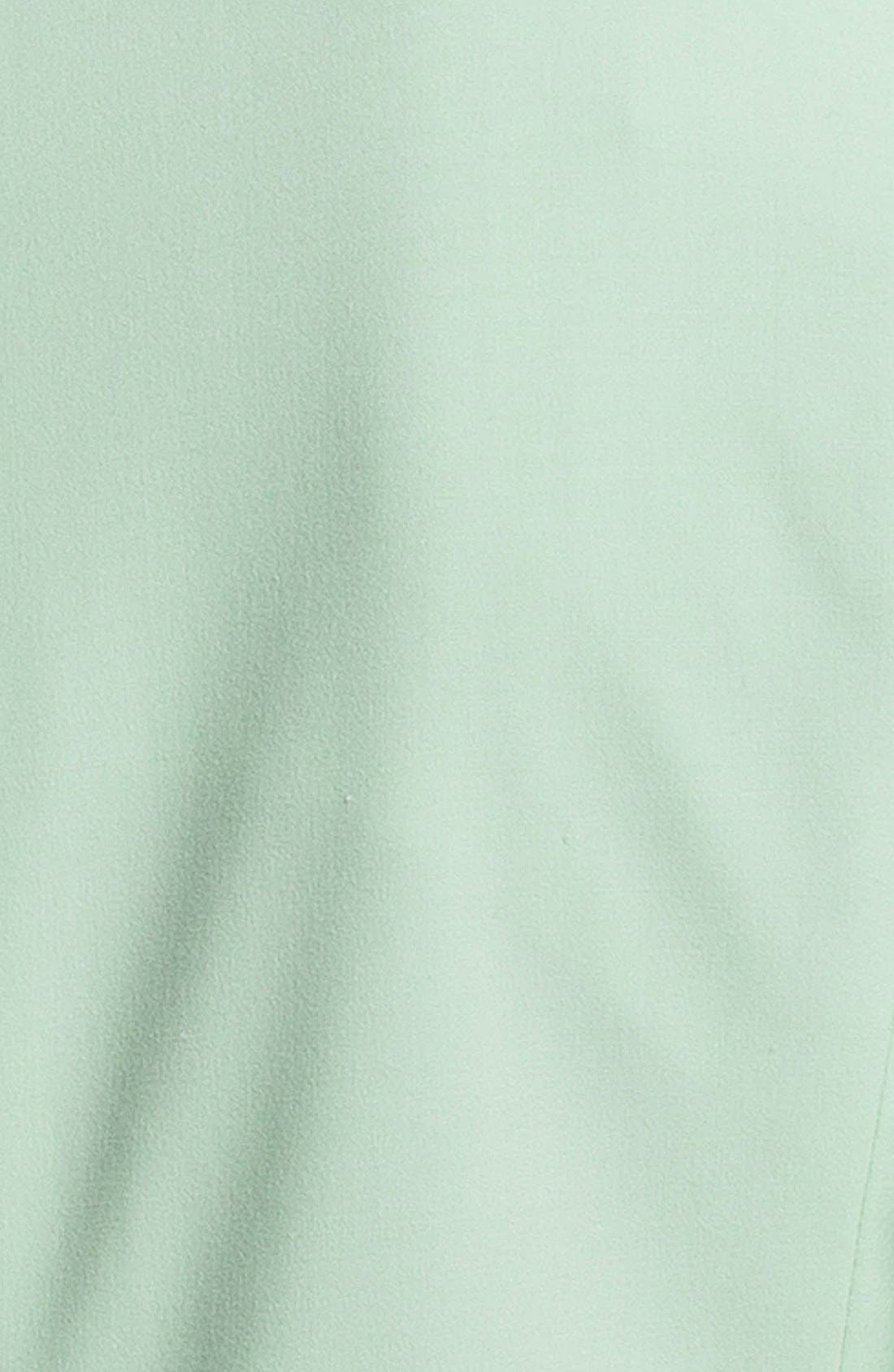 Alternate Image 3  - Vince Camuto One Button Blazer (Petite)