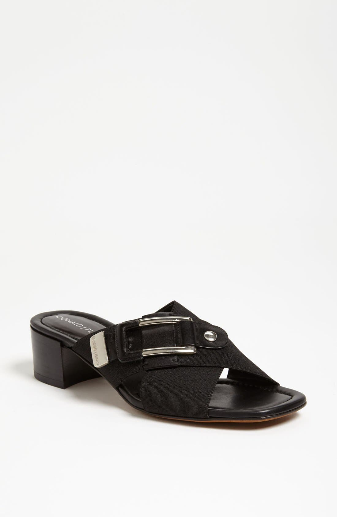 Alternate Image 1 Selected - Donald J Pliner 'Janice' Sandal