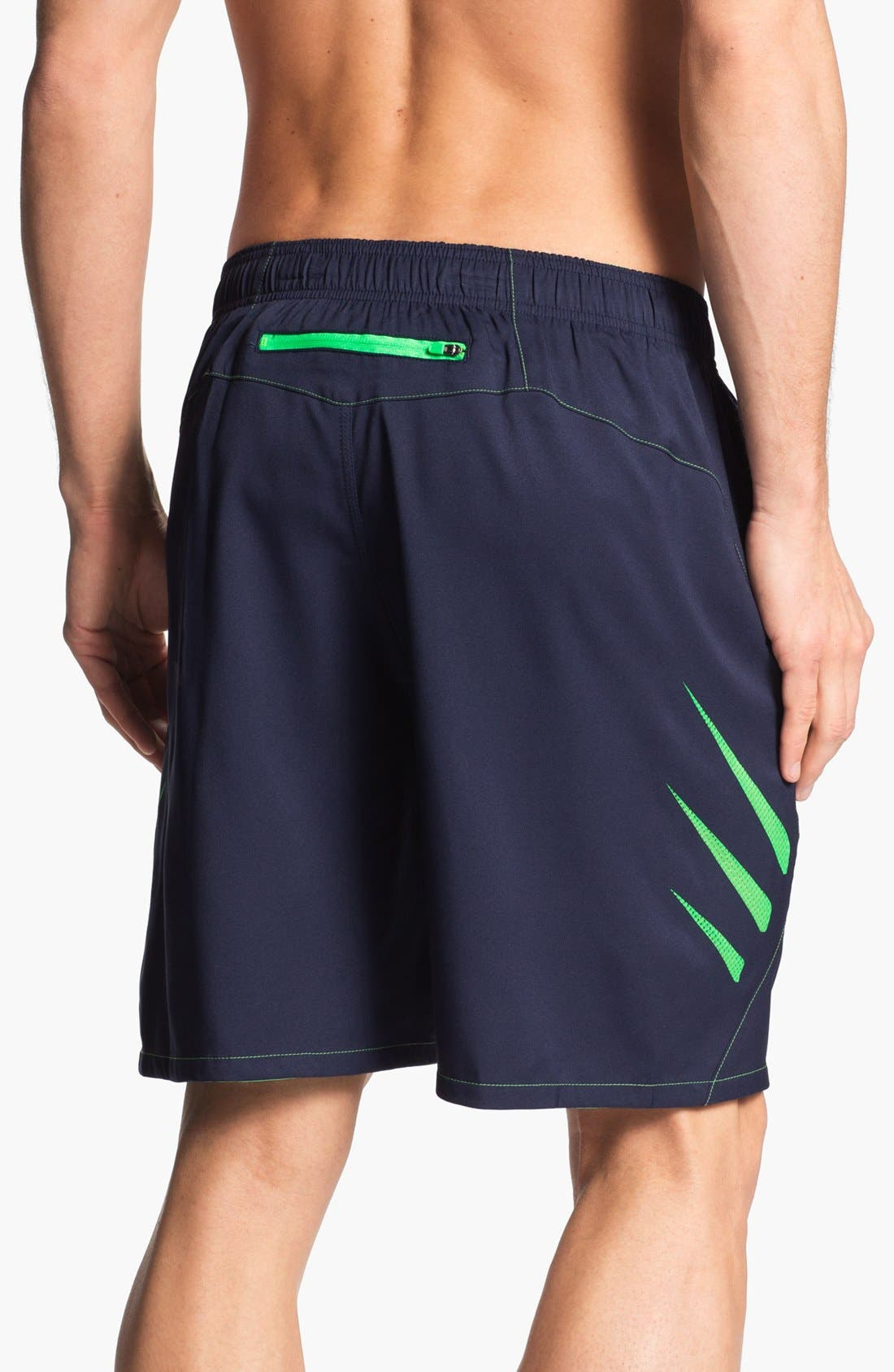 Alternate Image 2  - Nike 'Premium Core' Volley Swim Trunks