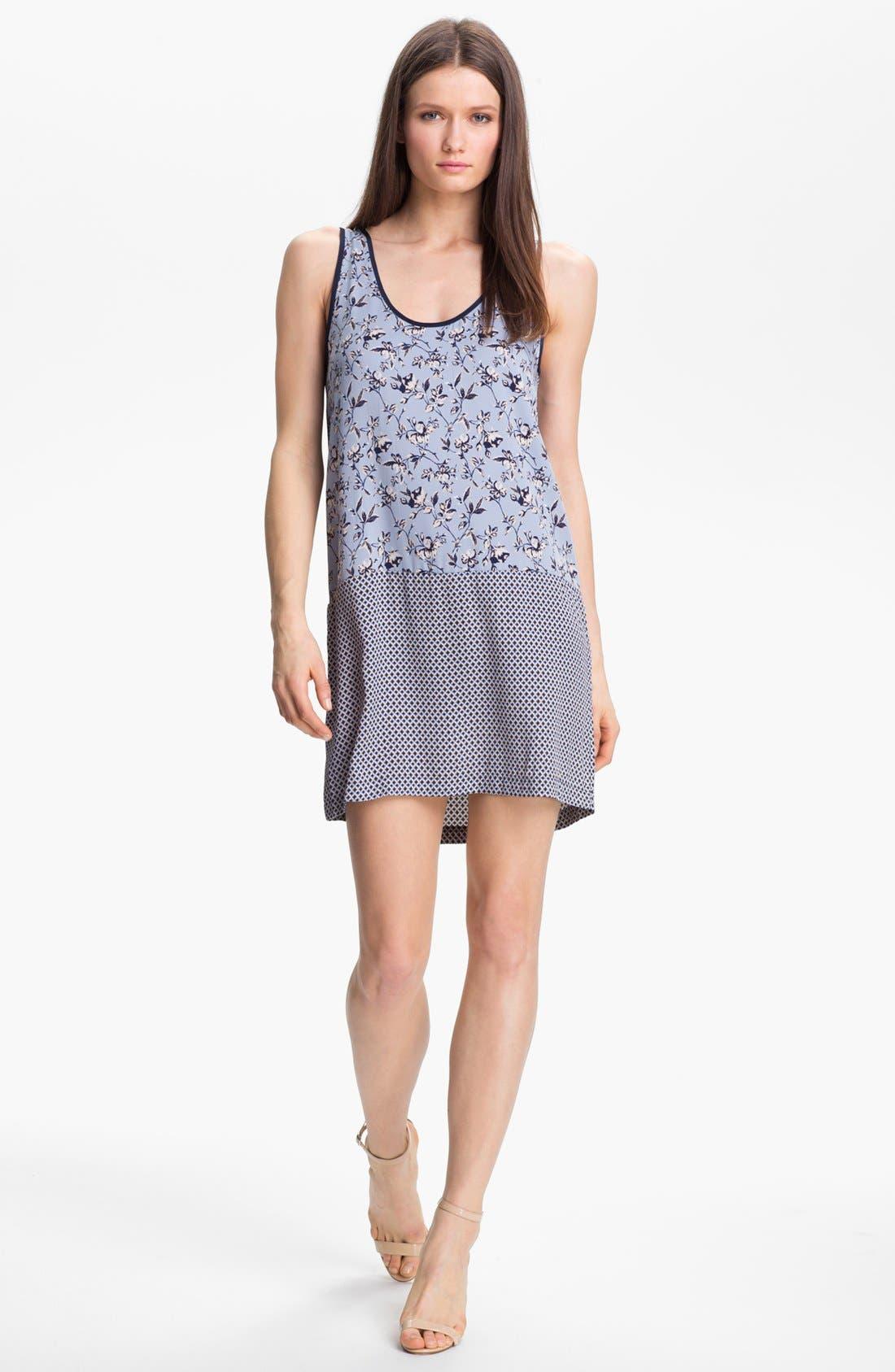 Alternate Image 1 Selected - Joie 'Shallcross' Silk Shift Dress