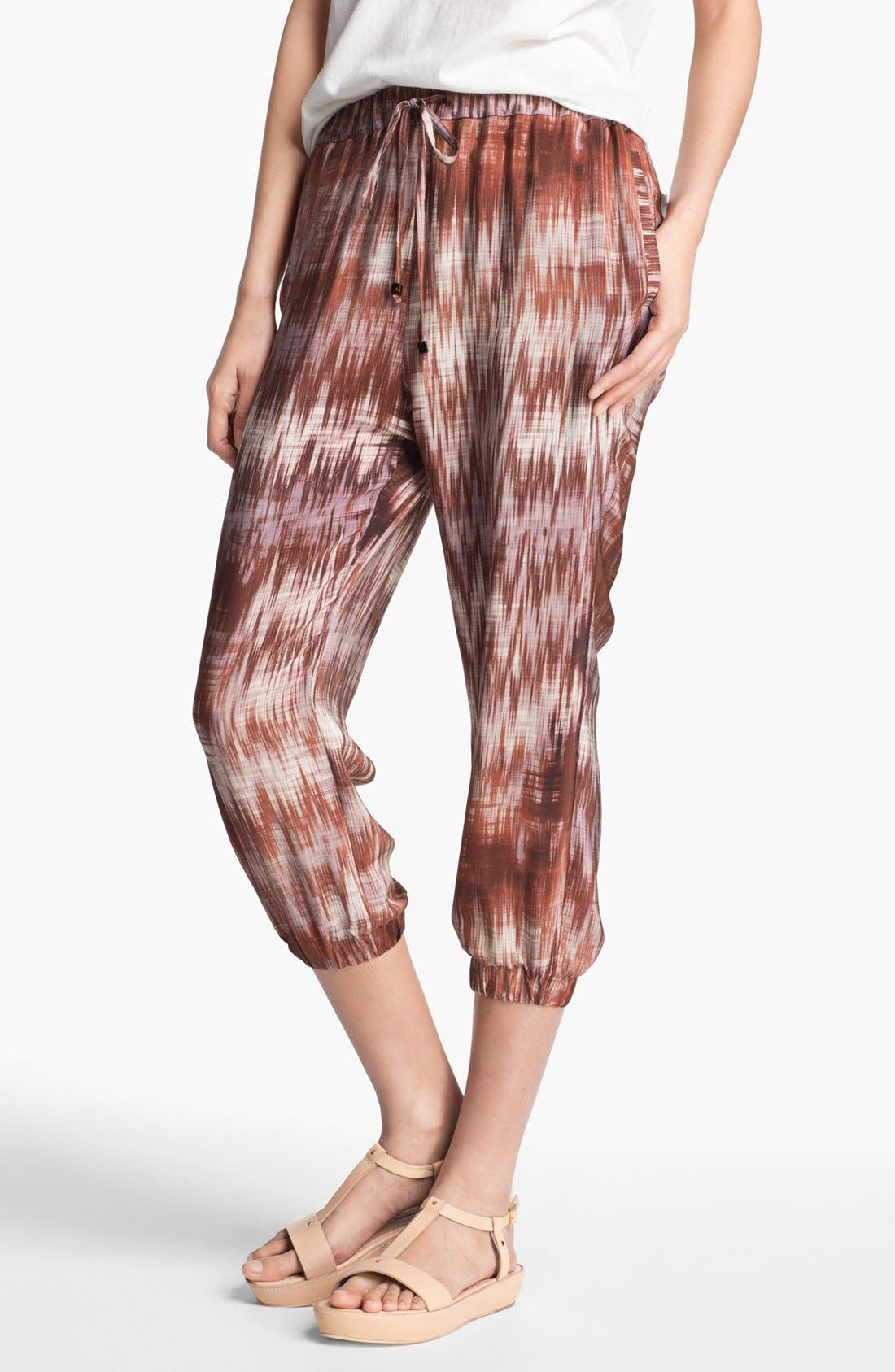 Main Image - Elizabeth and James 'Ruben' Silk Pants