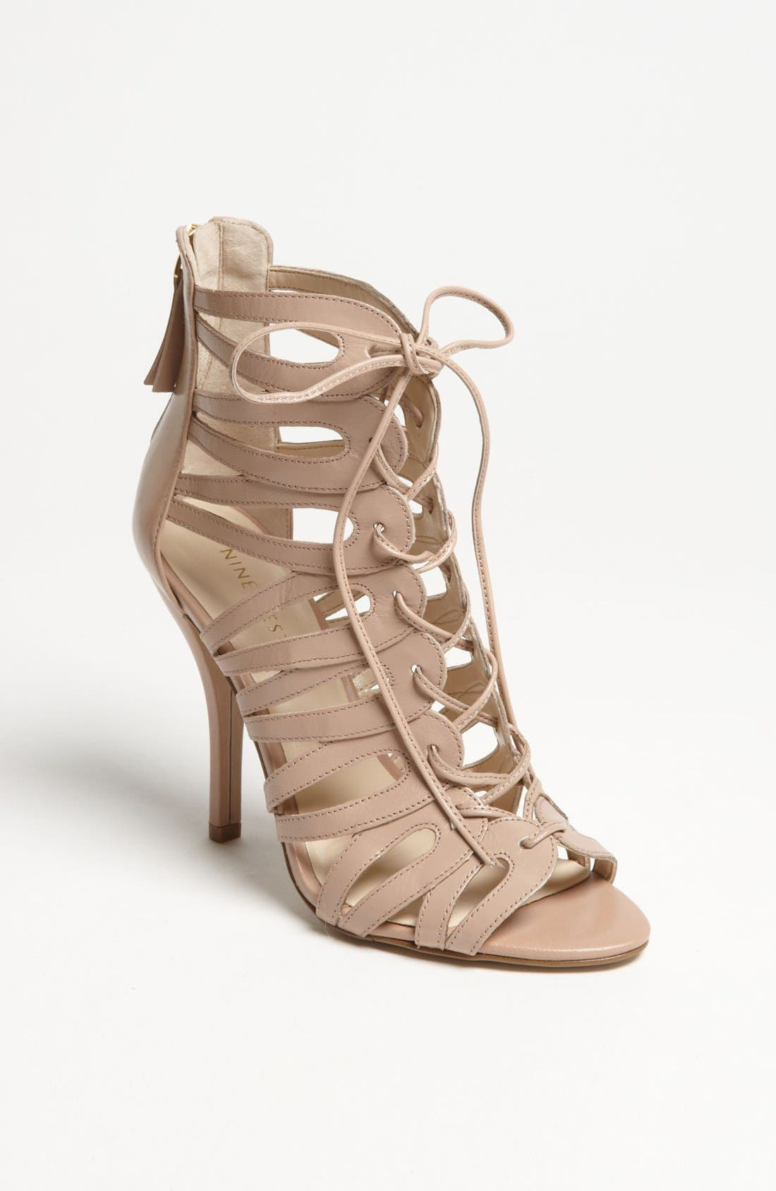Alternate Image 1 Selected - Nine West 'Kenie' Bootie