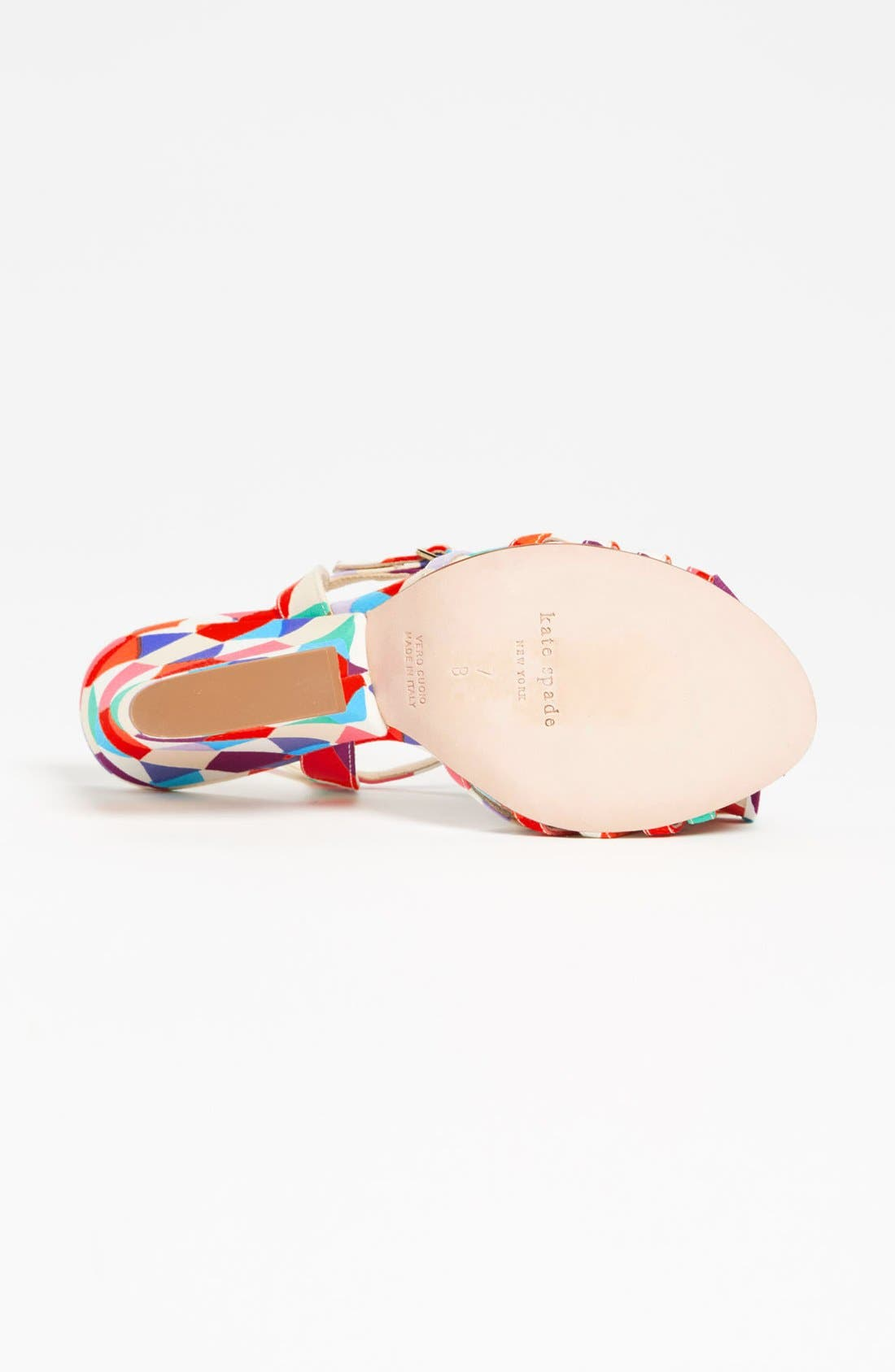 Alternate Image 4  - kate spade new york 'salem' wedge sandal