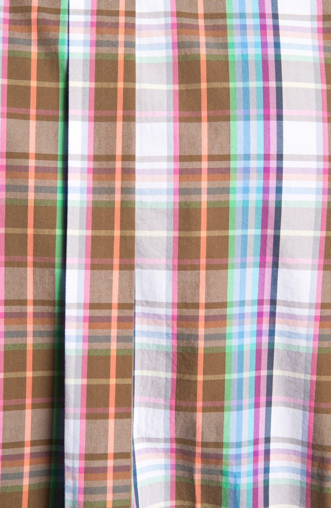 Alternate Image 3  - Peter Millar 'Pinwheel' Sport Shirt