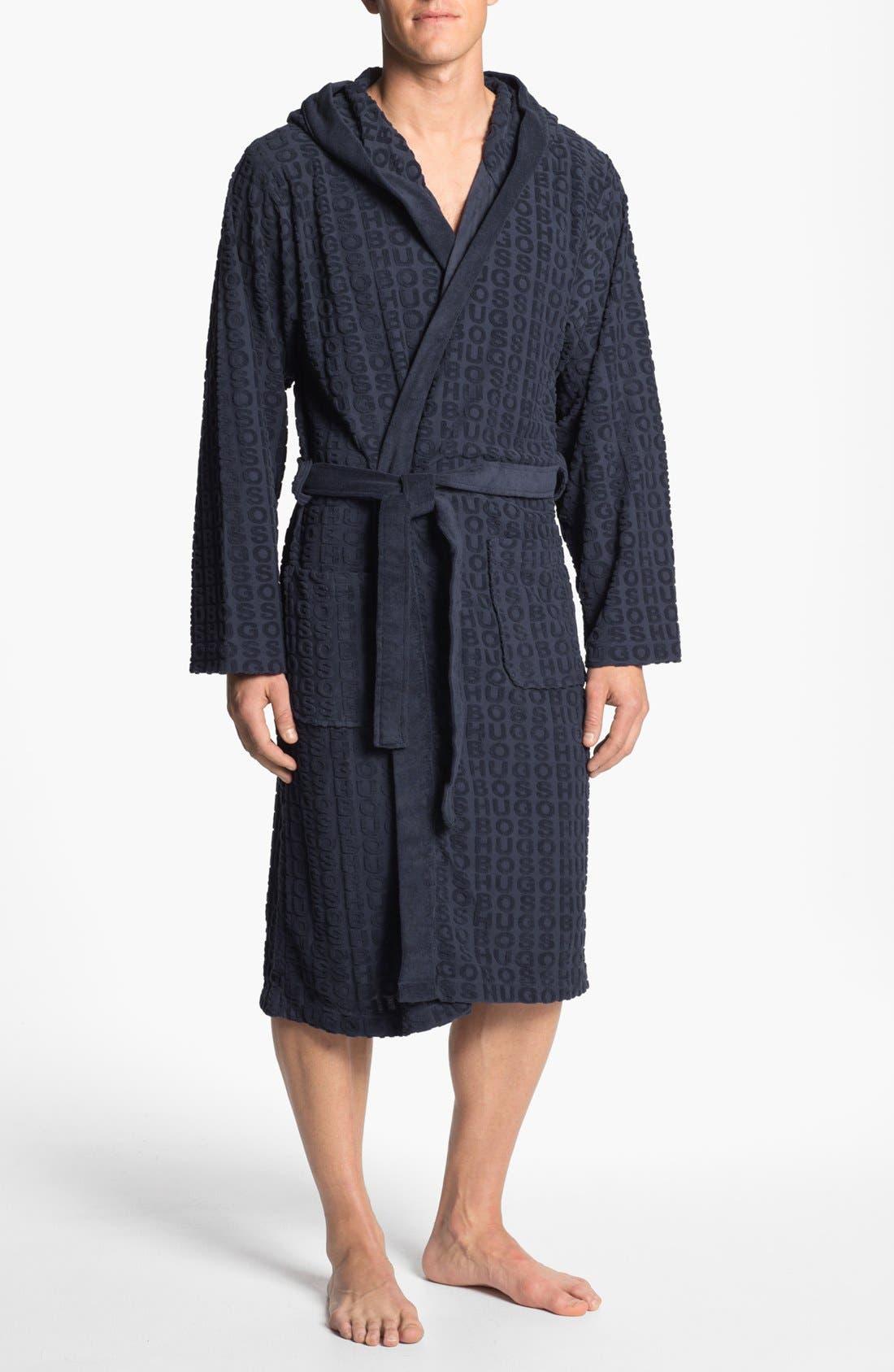 Alternate Image 1 Selected - BOSS HUGO BOSS 'Innovation 3' Robe