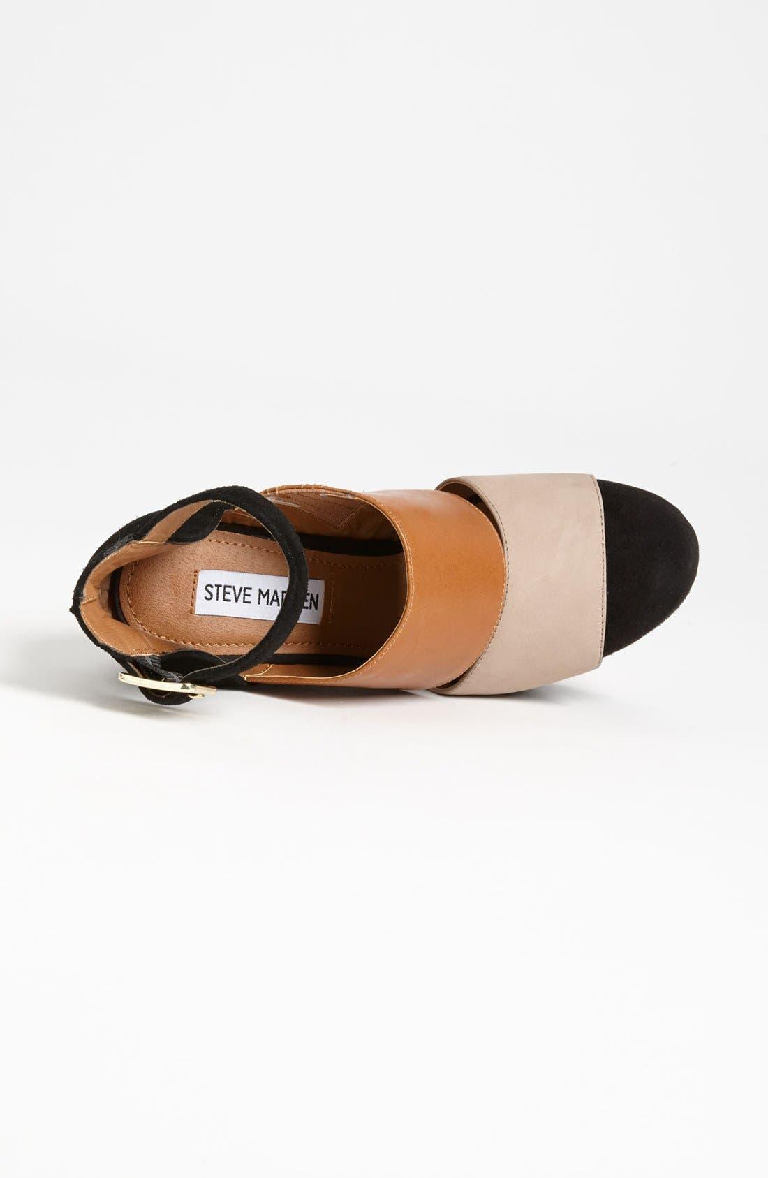 Alternate Image 3  - Steve Madden 'Shocker' Sandal
