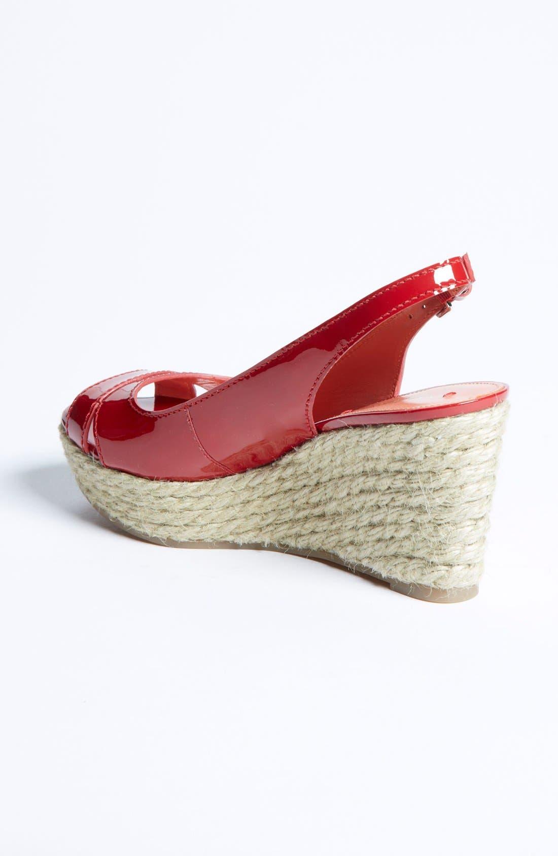 Alternate Image 2  - Via Spiga 'Mahala' Wedge Sandal