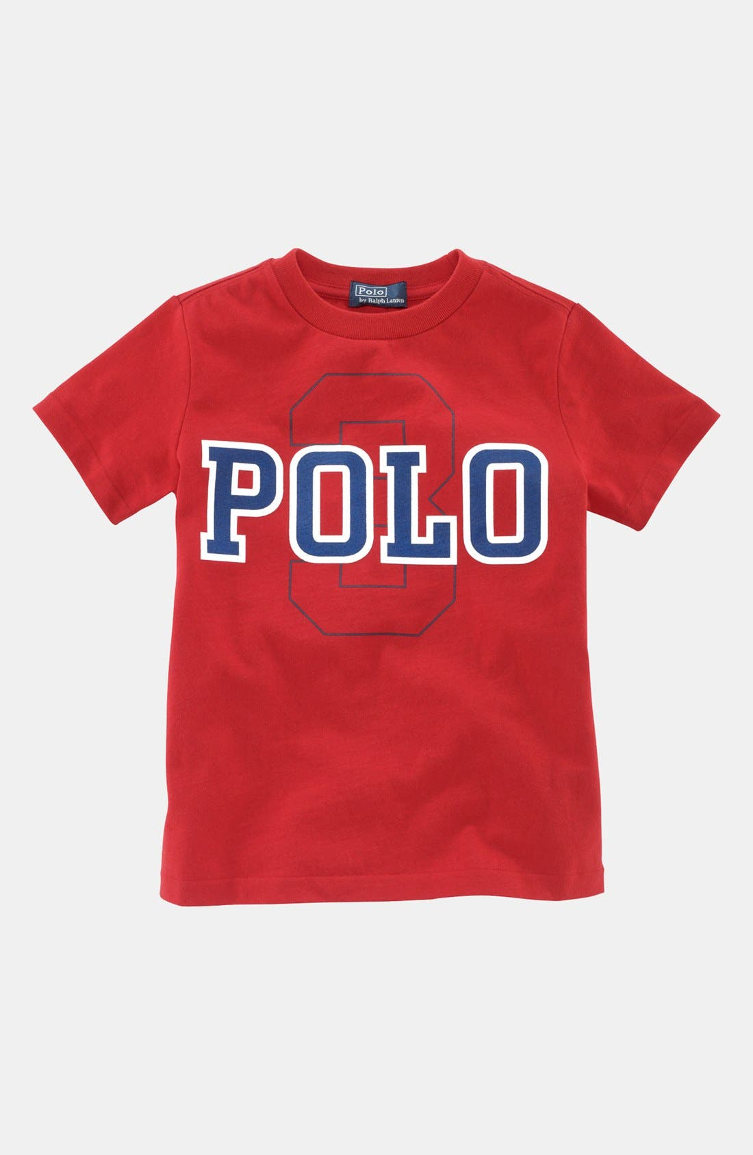 Alternate Image 1 Selected - Polo Ralph Lauren T-Shirt (Toddler)
