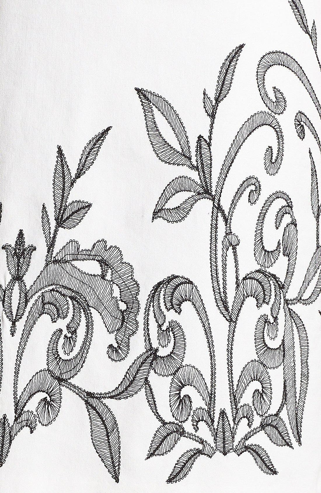 Alternate Image 3  - Nic + Zoe 'Exotic Flowers' Skirt