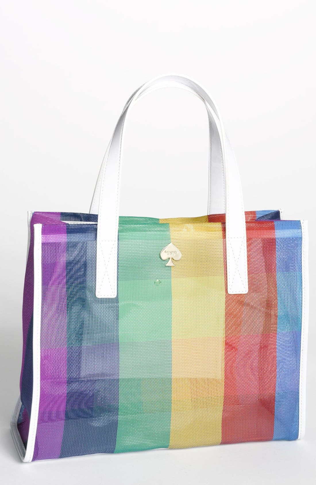 Alternate Image 1 Selected - kate spade new york 'mayan riviera - grayce' mesh tote