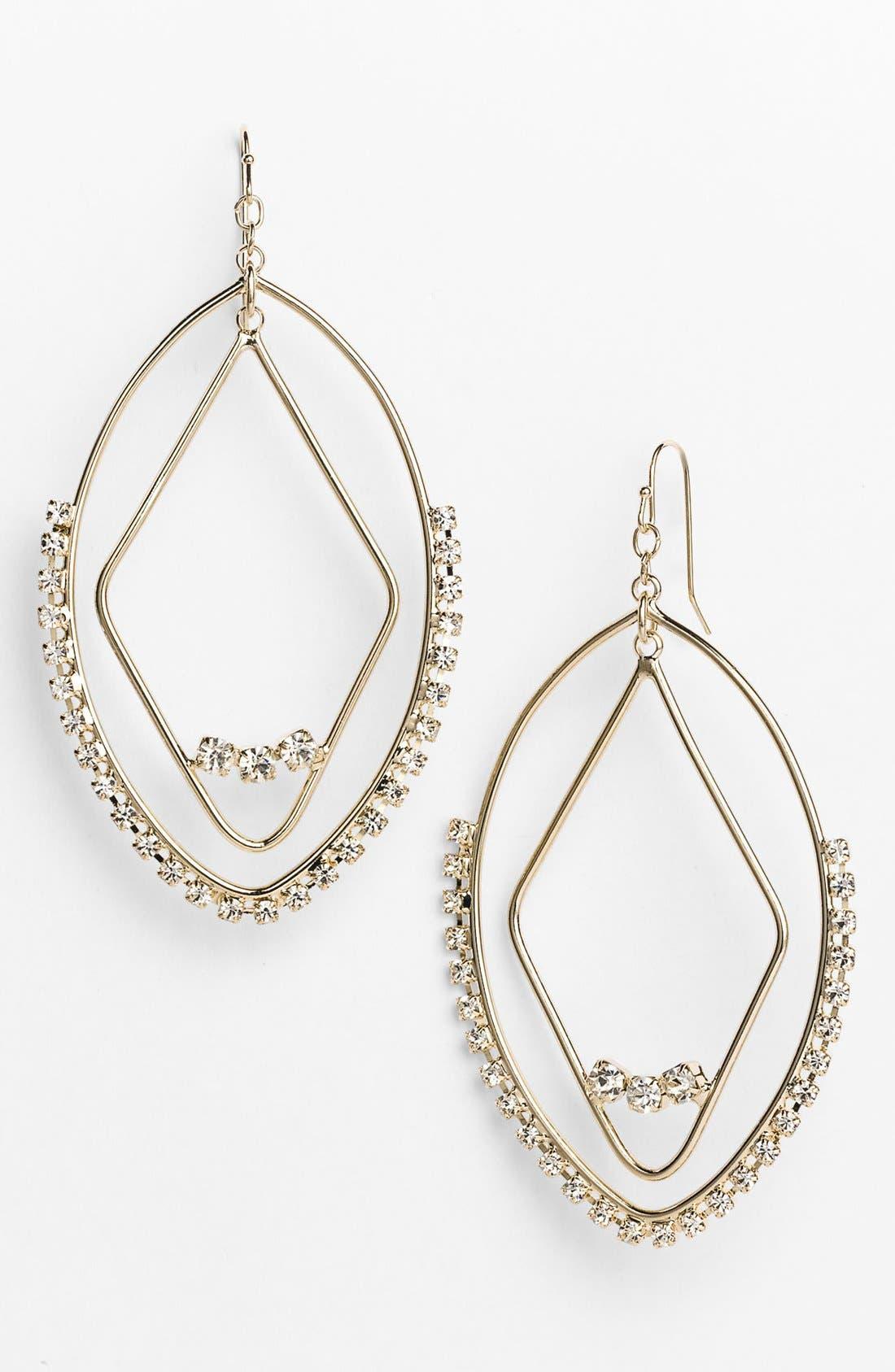 Alternate Image 1 Selected - Bonnie Jonas Crystal Drop Earrings