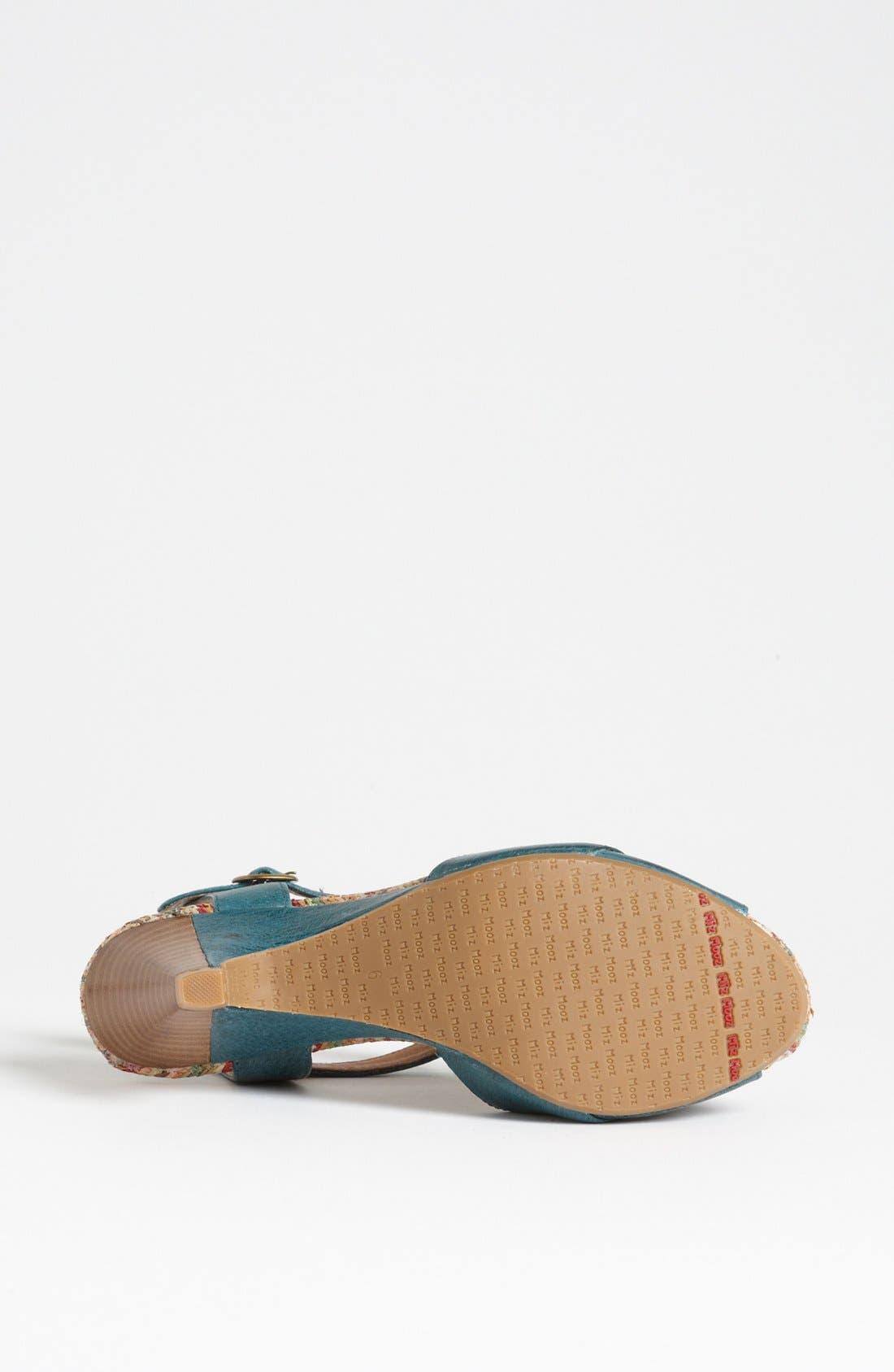 Alternate Image 4  - Miz Mooz 'Waltz' Sandal