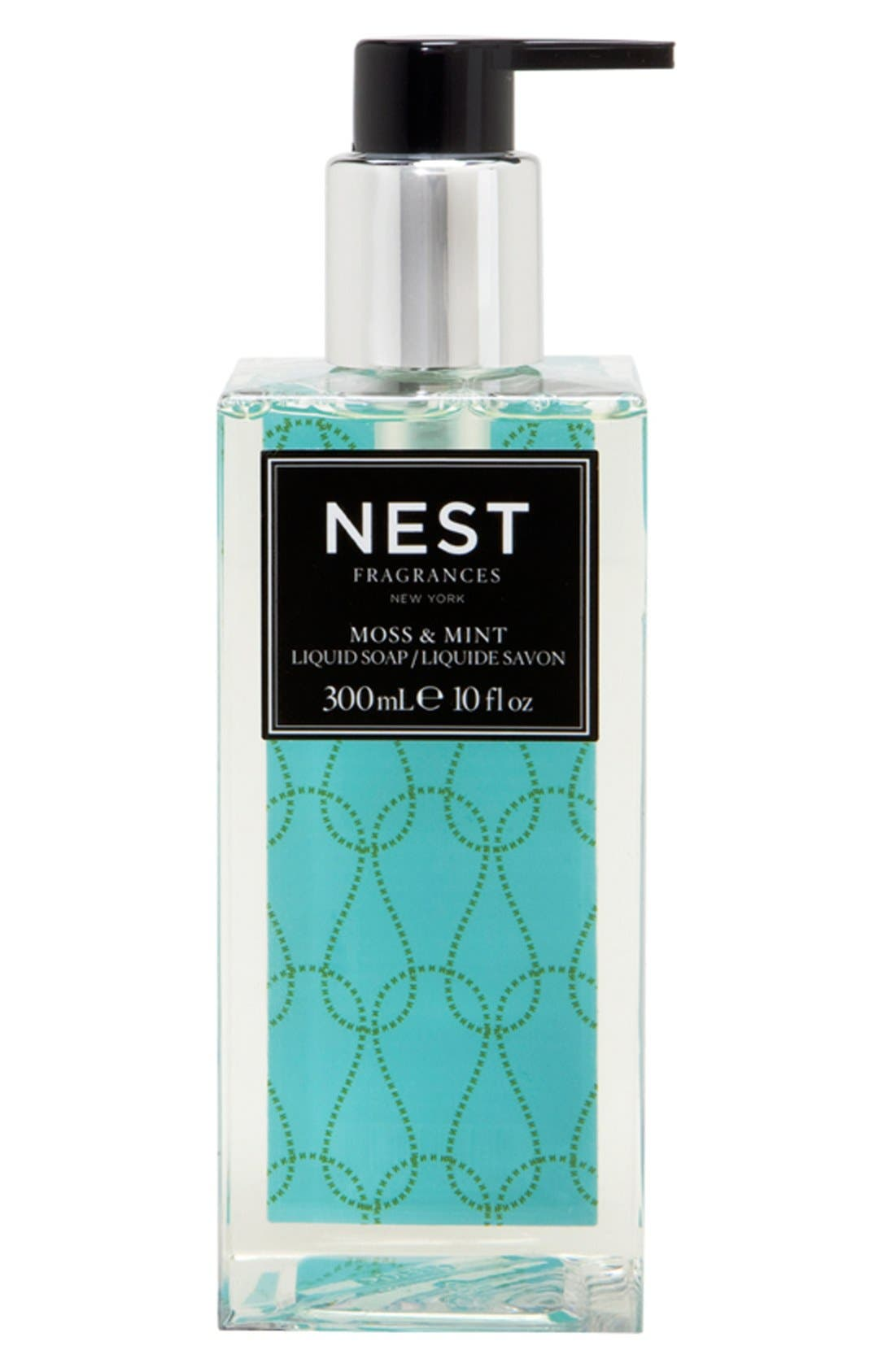 NEST Fragrances 'Moss & Mint' Liquid Soap