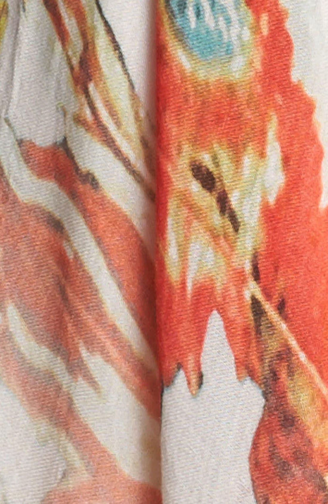 Alternate Image 2  - Ted Baker London 'Midsummer Floral' Scarf