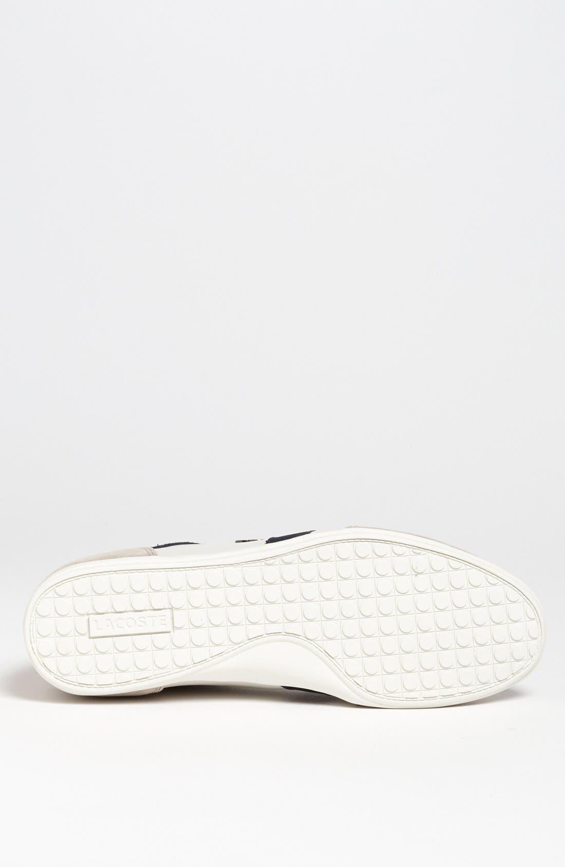 Alternate Image 4  - Lacoste 'Alisos 8' Sneaker