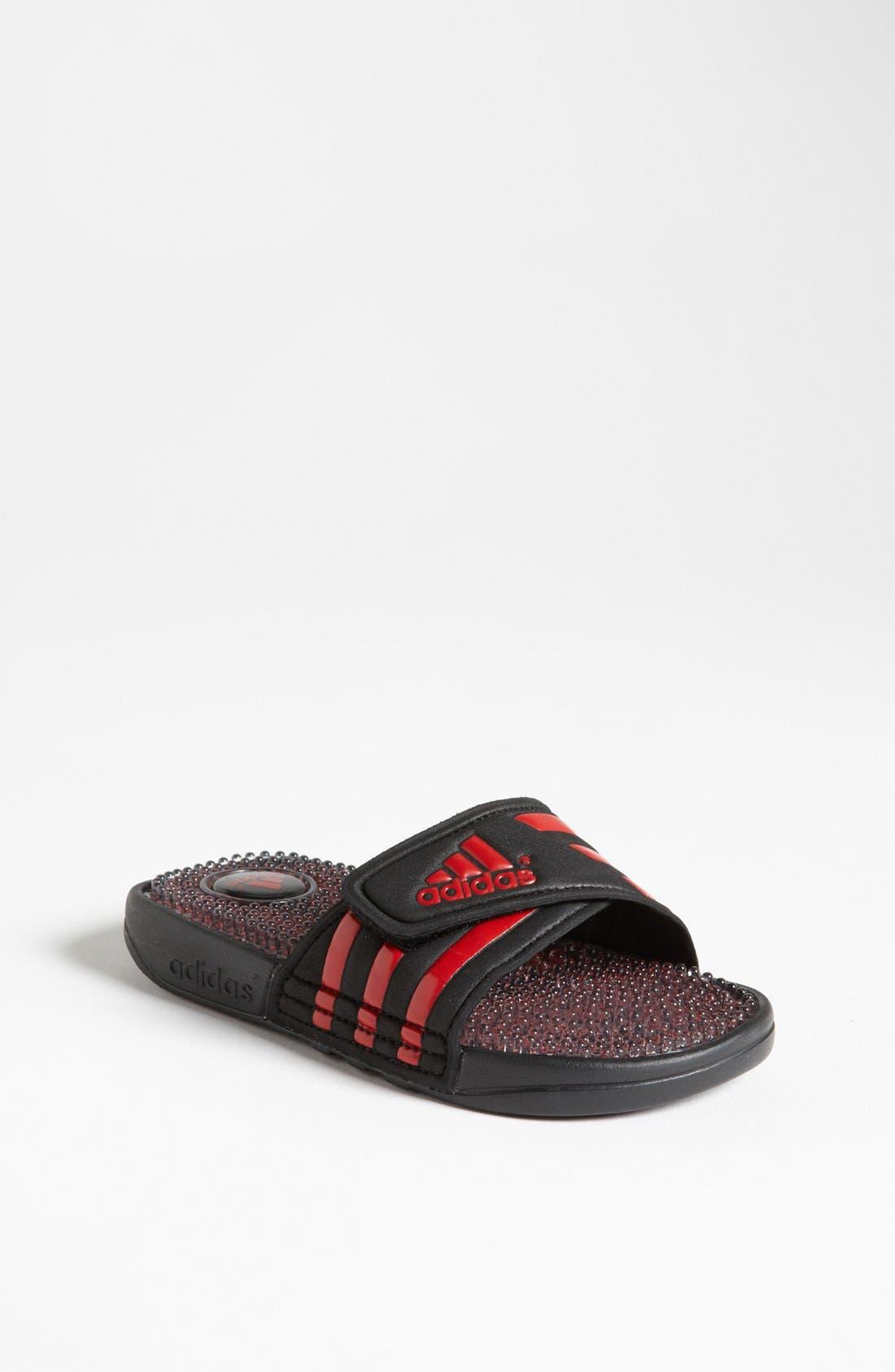 Alternate Image 1 Selected - adidas 'Adissage - Fade' Sandal (Toddler, Little Kid & Big Kid)
