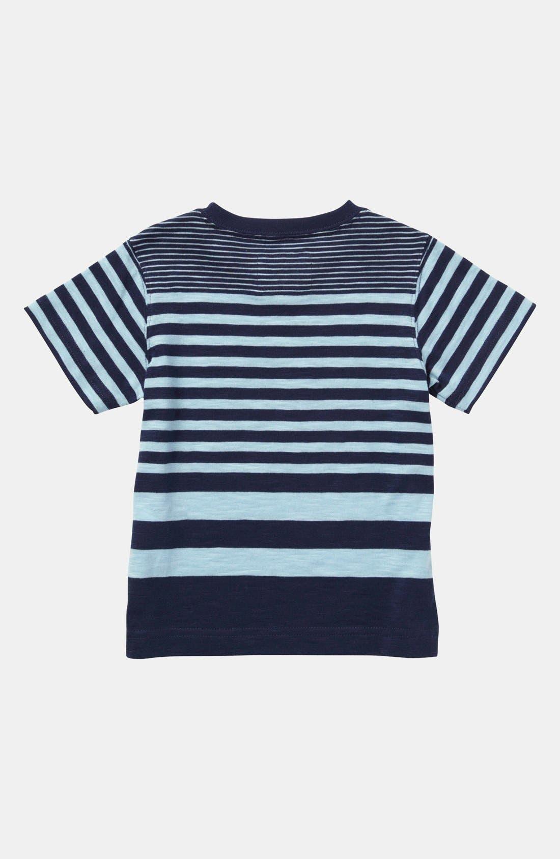 Alternate Image 2  - Quiksilver 'Car Path' T-Shirt (Baby)