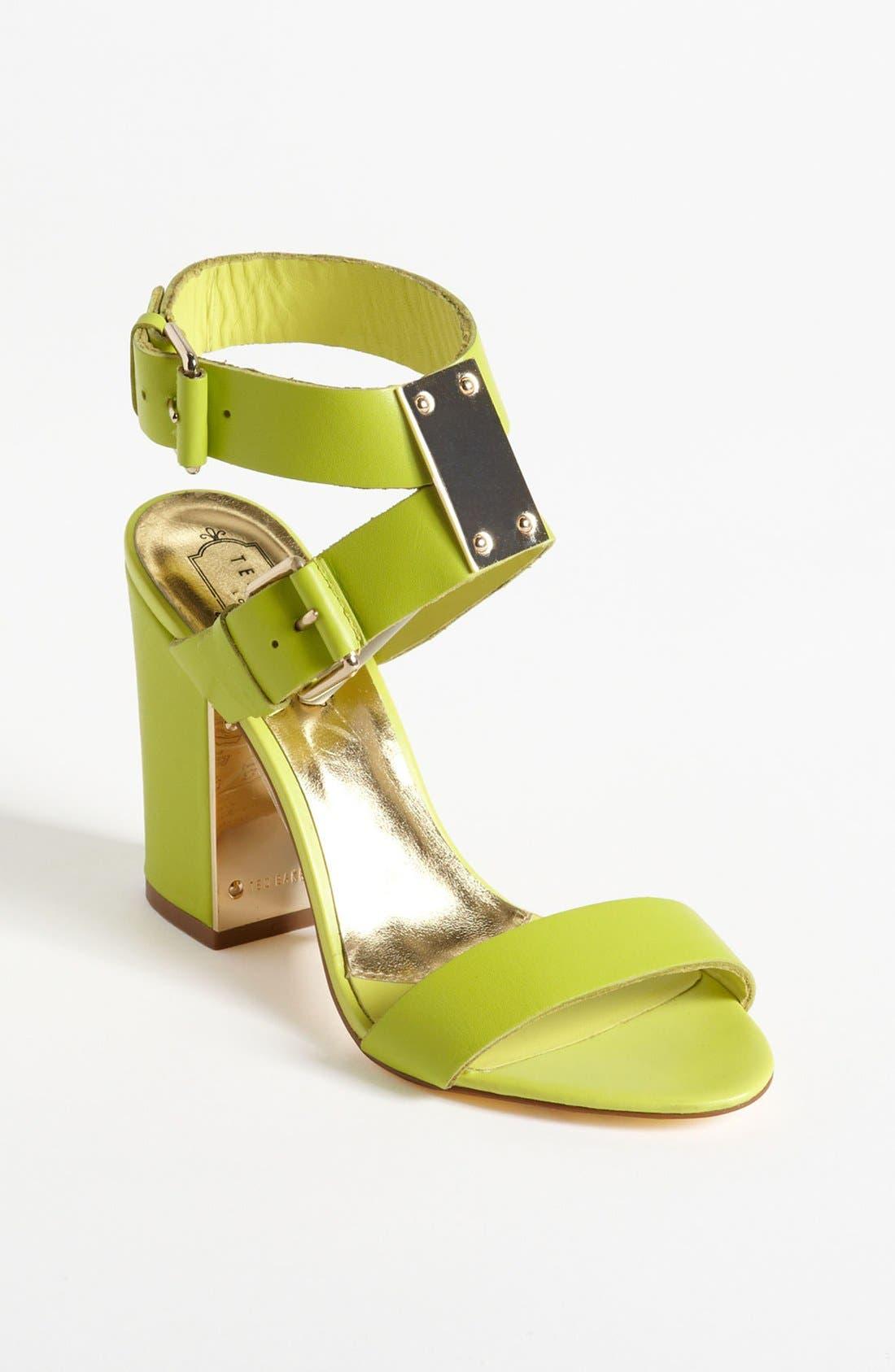 Alternate Image 1 Selected - Ted Baker London 'Lissome' Sandal