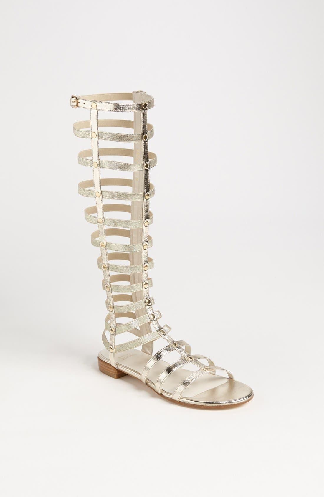 Main Image - Stuart Weitzman Gladiator Sandal