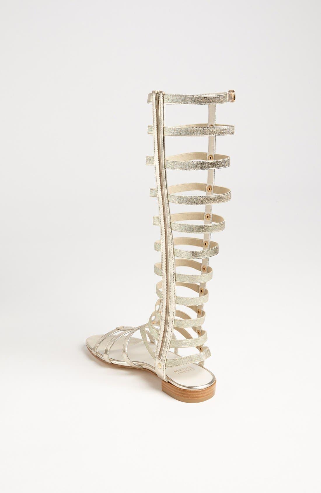 Alternate Image 2  - Stuart Weitzman Gladiator Sandal