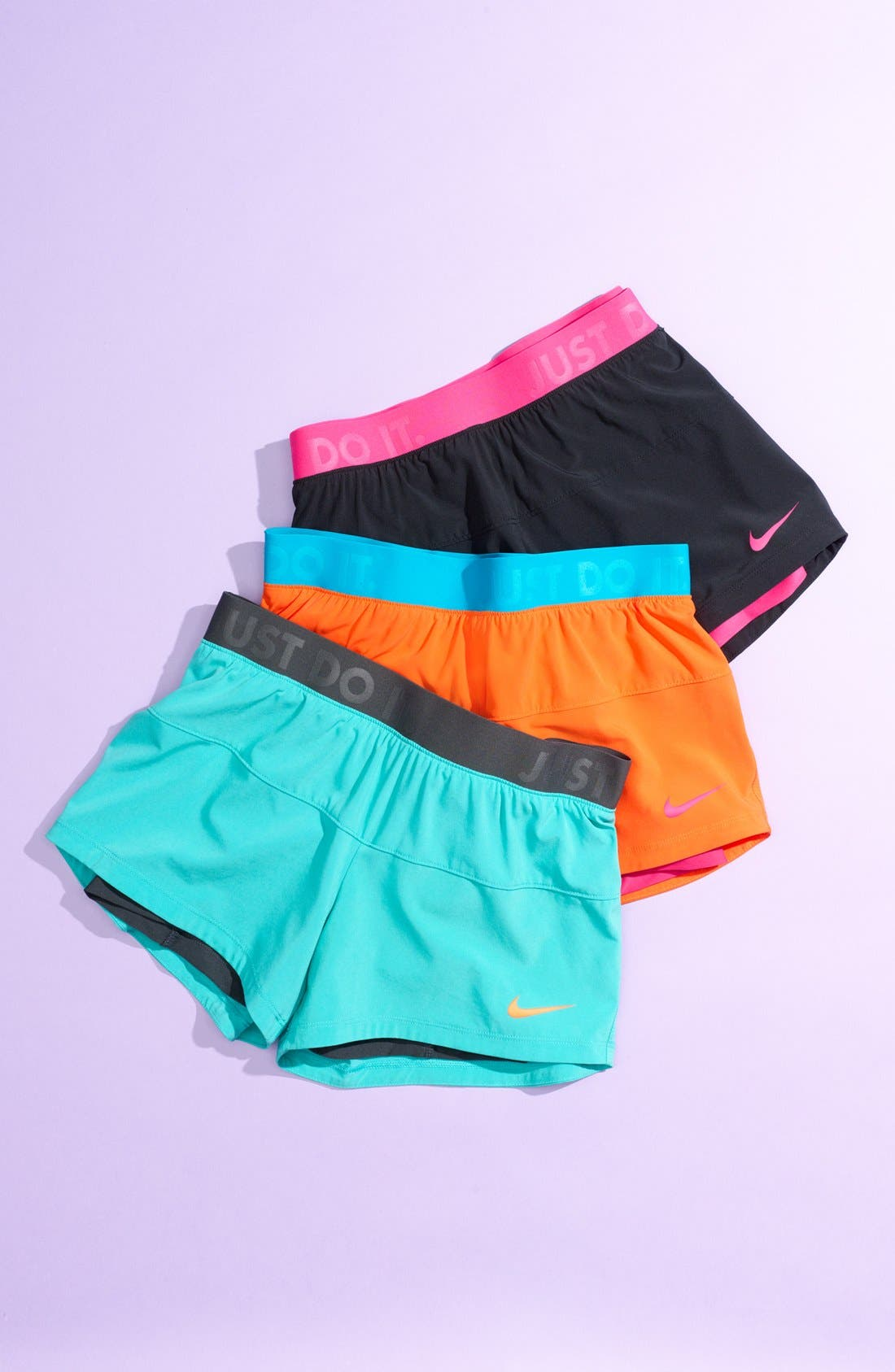 Alternate Image 6  - Nike 'Icon' 2-in-1 Dri-FIT Shorts