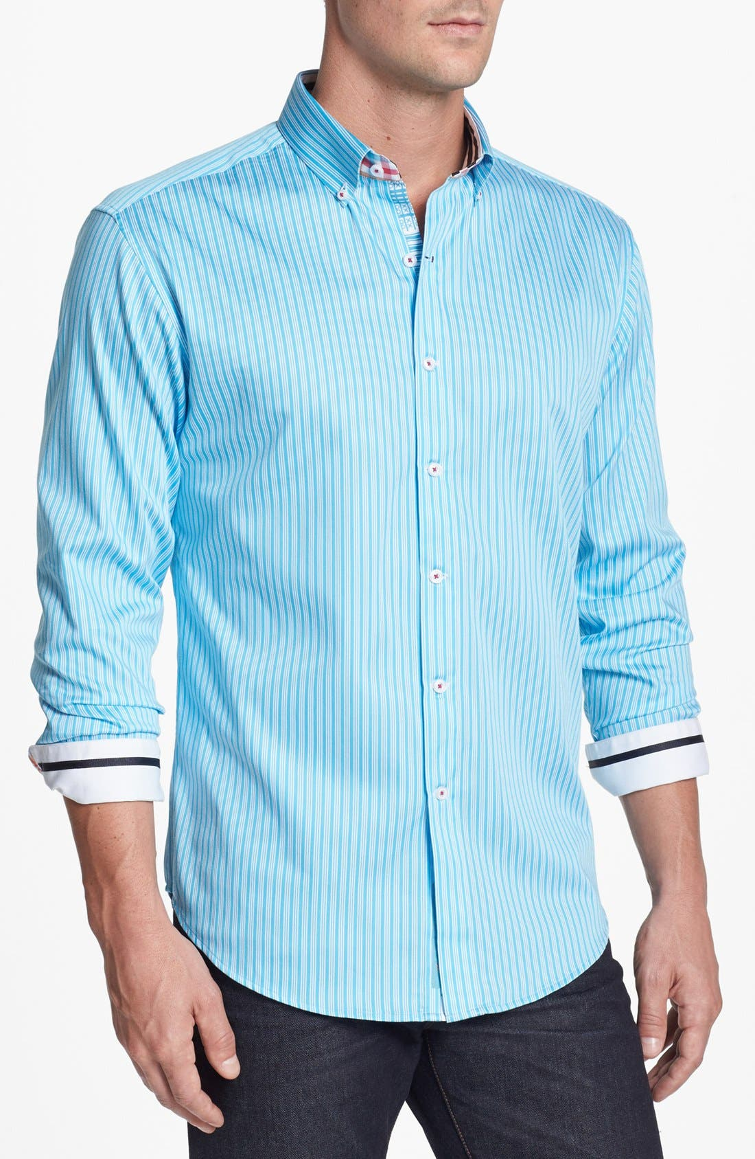Main Image - Robert Graham 'Tanjung' Sport Shirt