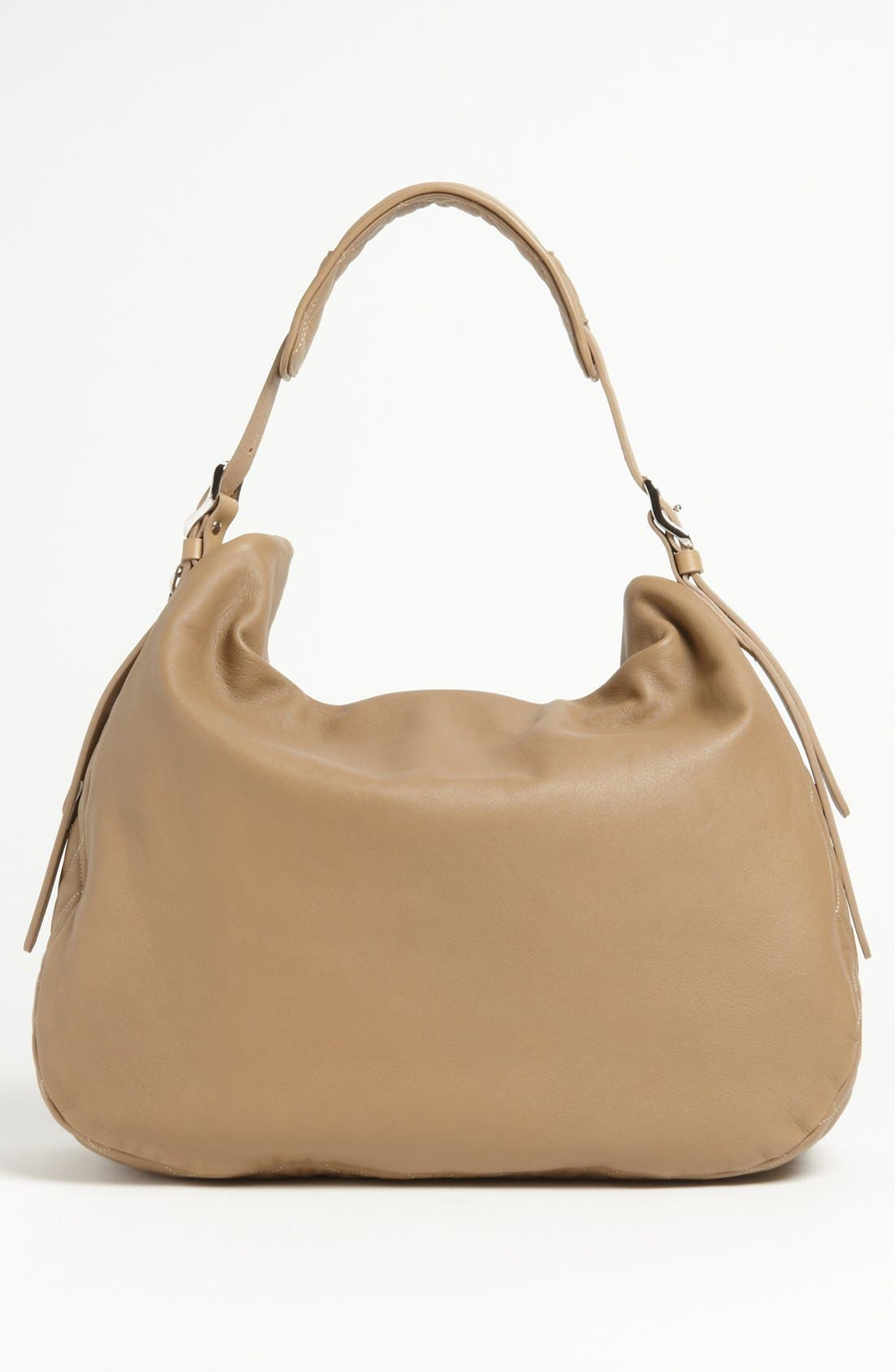 Alternate Image 4  - Jimmy Choo 'Large Boho' Leather Hobo