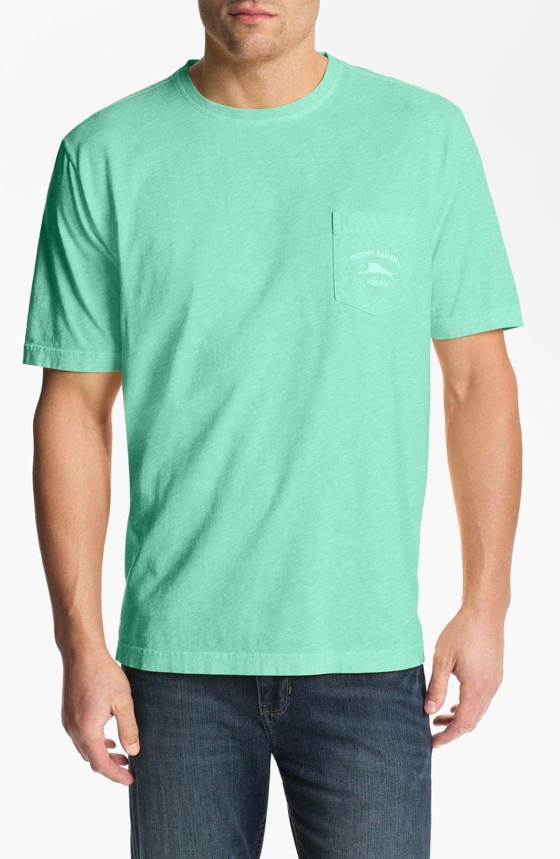 Alternate Image 1 Selected - Tommy Bahama 'Bahama Tide' T-Shirt (Big & Tall)