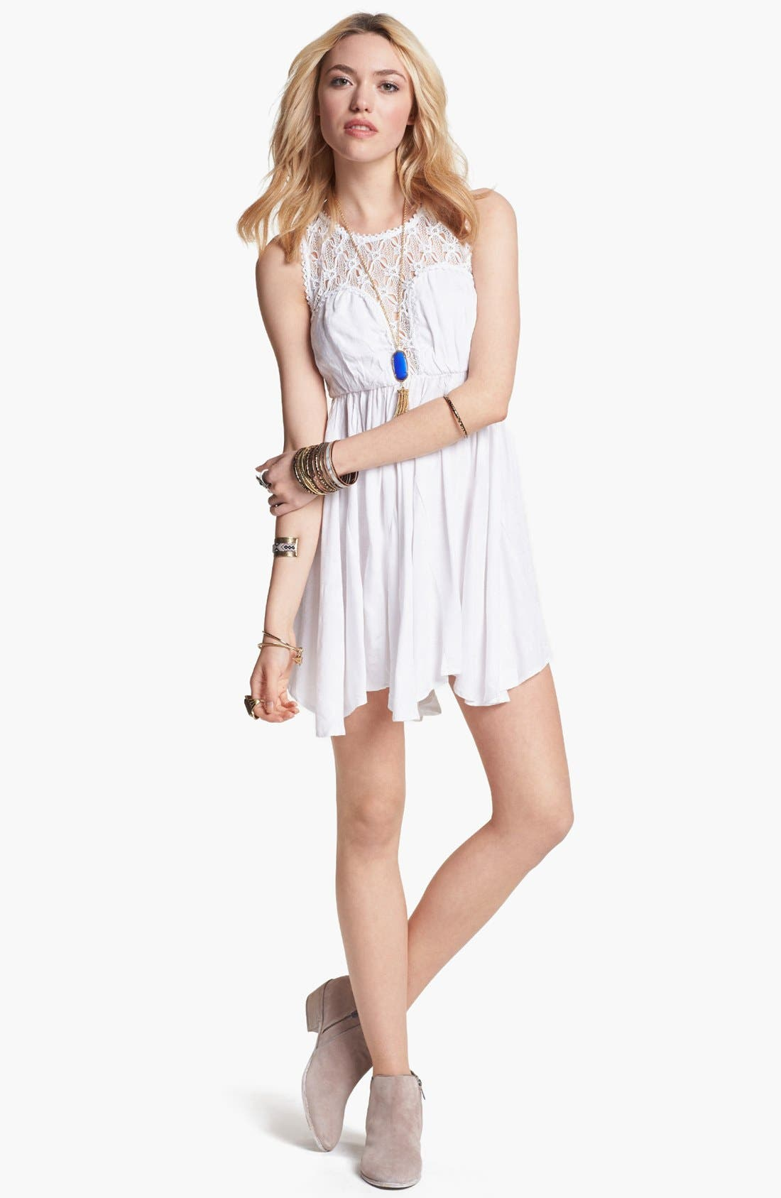 Main Image - Free People 'Fiesta' Dress