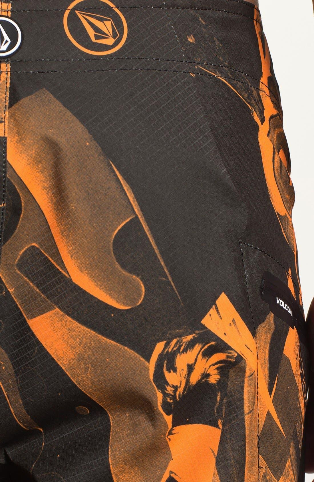 Alternate Image 3  - Volcom 'Inverted Strange' Board Shorts