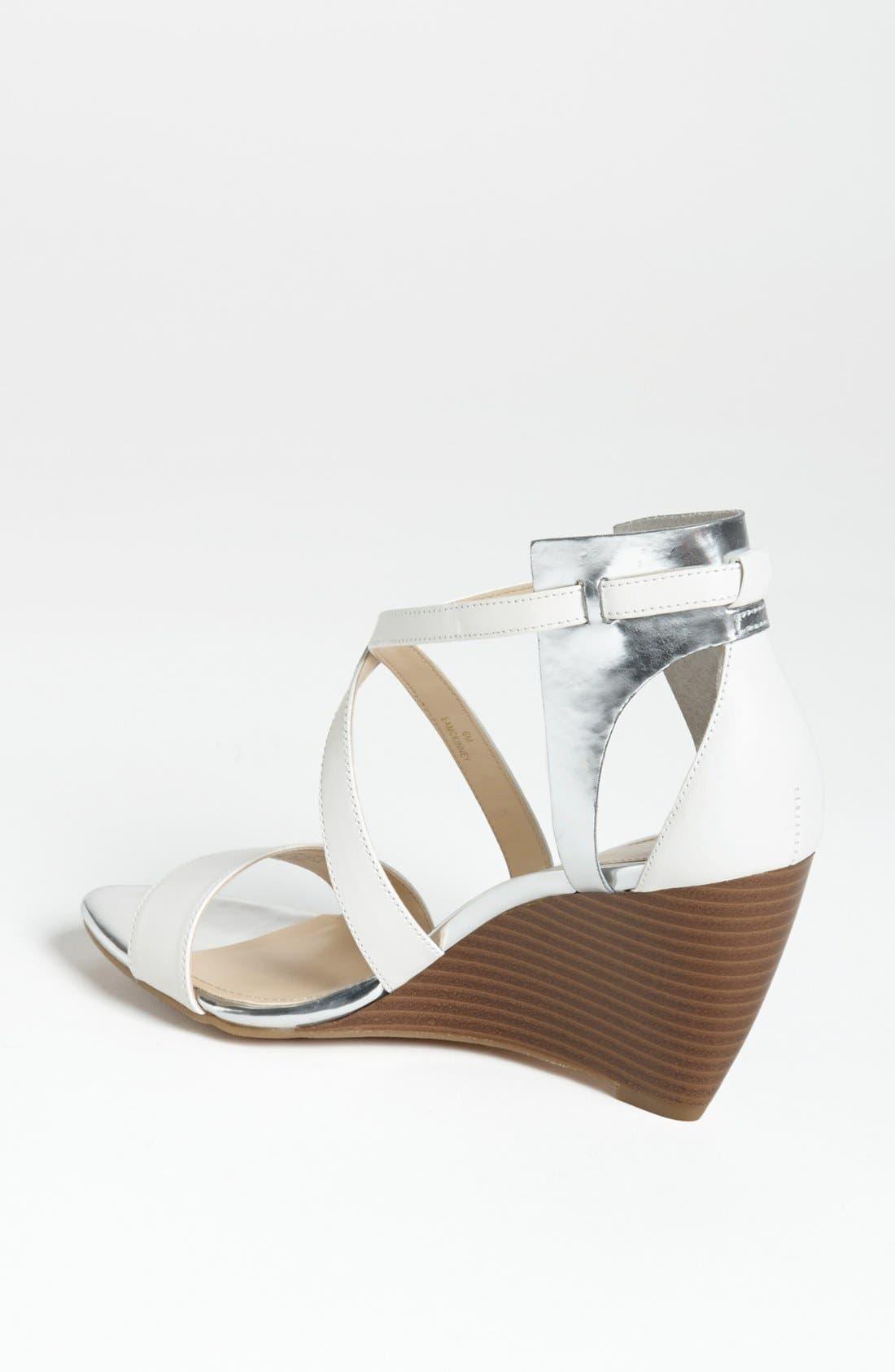 Alternate Image 2  - Enzo Angiolini 'McKinney' Wedge Sandal