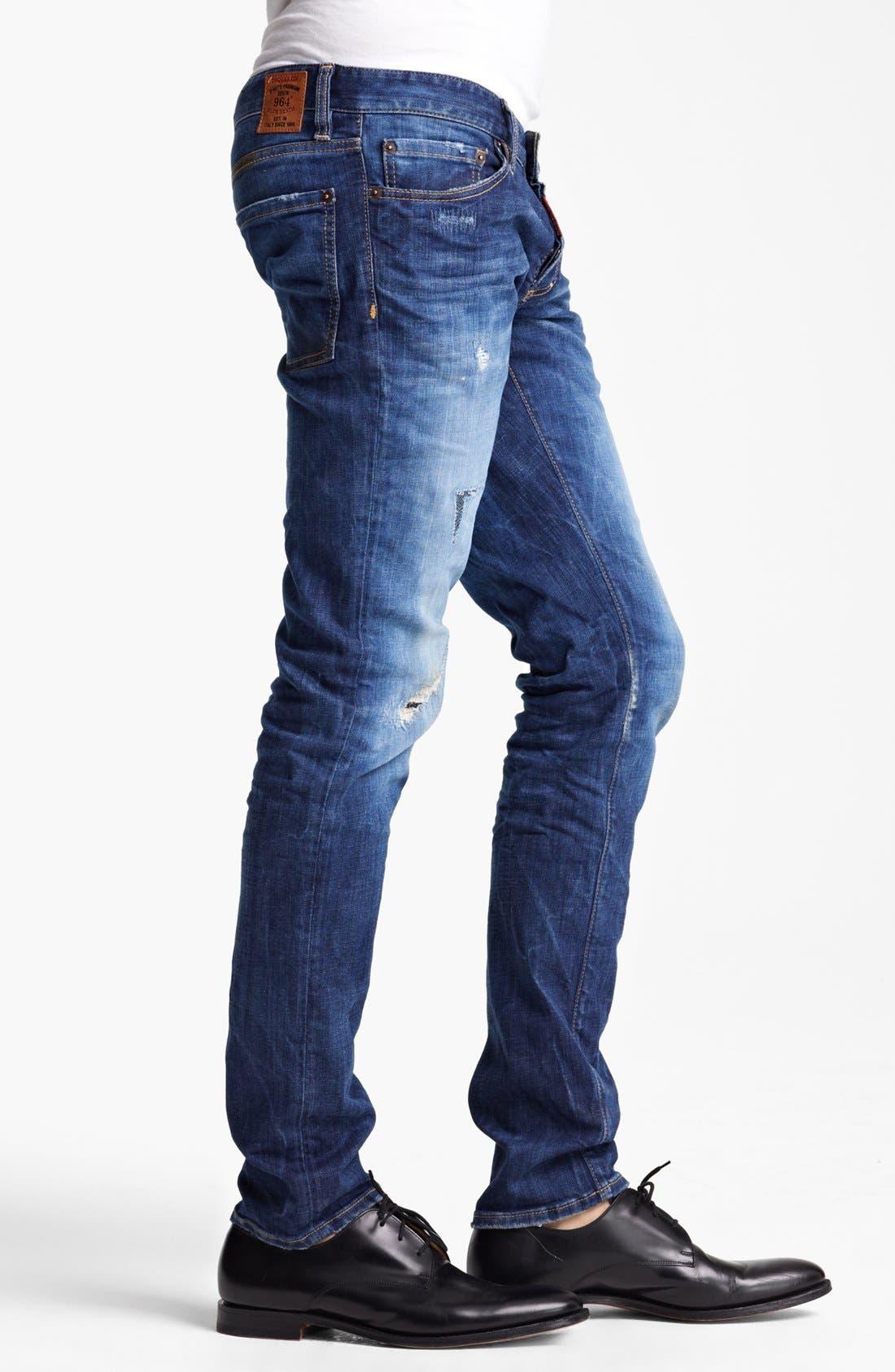Alternate Image 3  - Dsquared2 Slim Fit Jeans