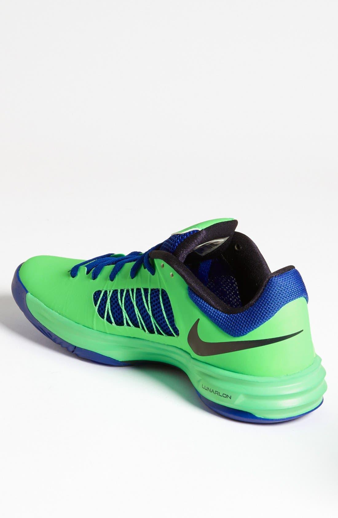 Alternate Image 2  - Nike 'Hyperdunk Low' Basketball Shoe (Men)