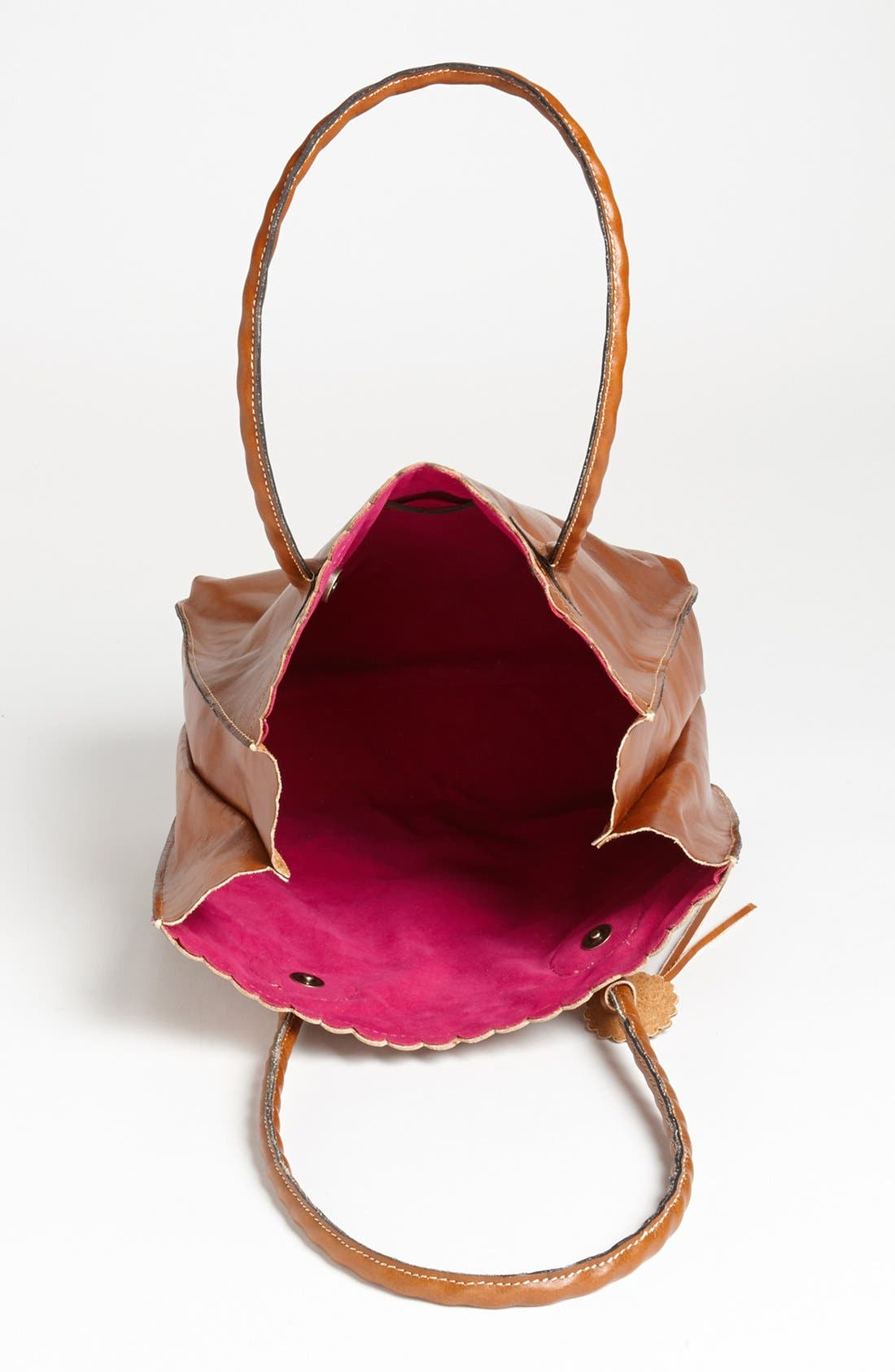 Alternate Image 4  - Patricia Nash 'Cavo' Tooled Leather Tote