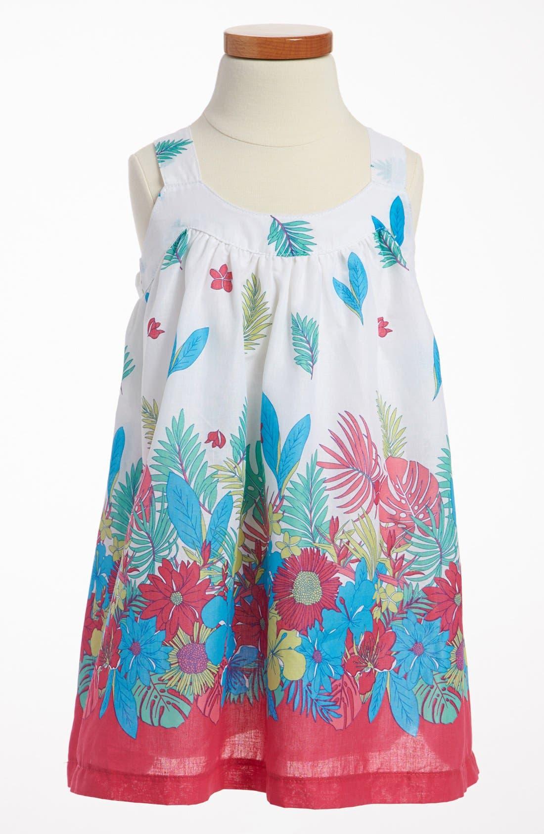 Main Image - Pumpkin Patch 'Jessie' Dress (Toddler)