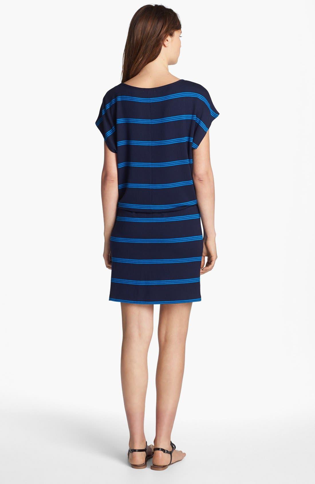 Alternate Image 2  - Caslon® Blouson T-Shirt Dress