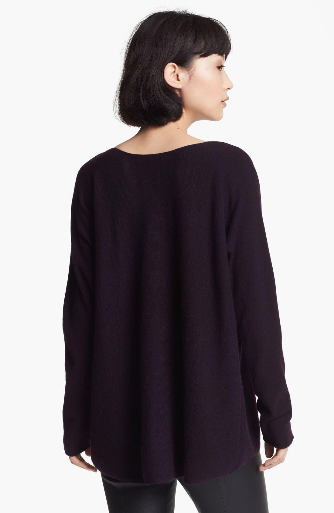 Alternate Image 2  - Vince Cashmere Sweater