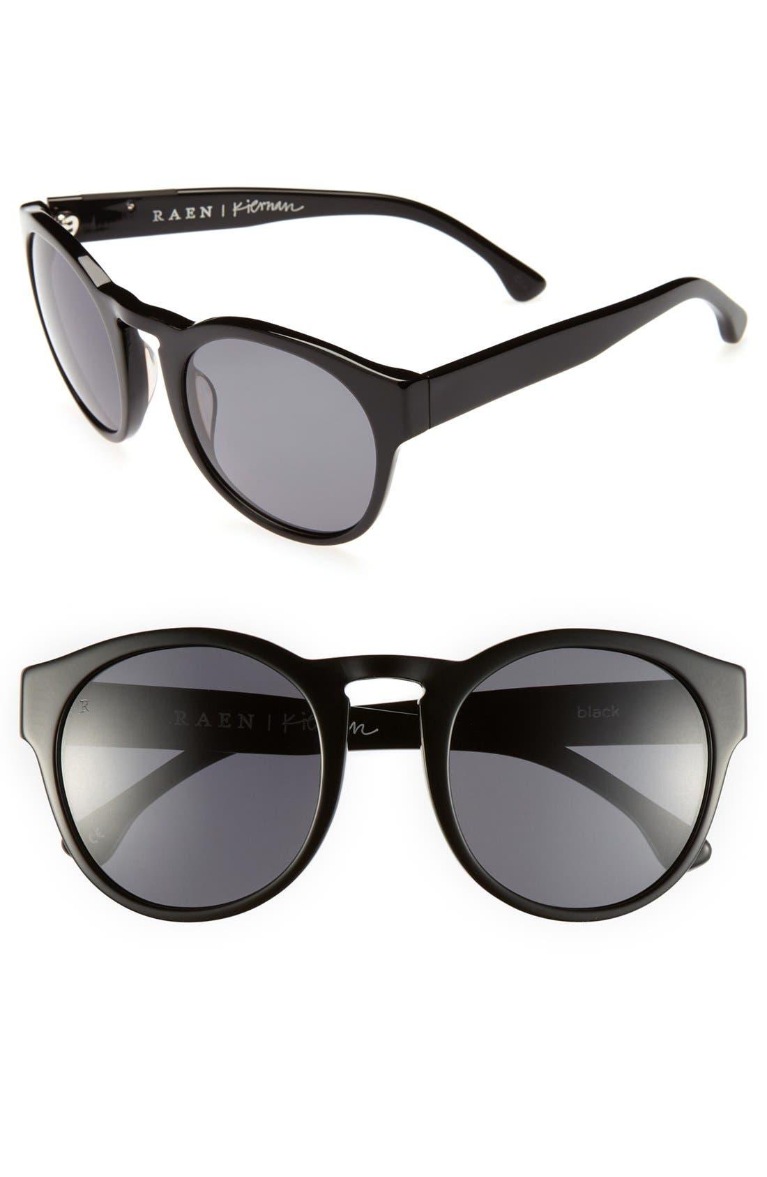 Main Image - RAEN 'Kiernan' 46mm Polarized Sunglasses
