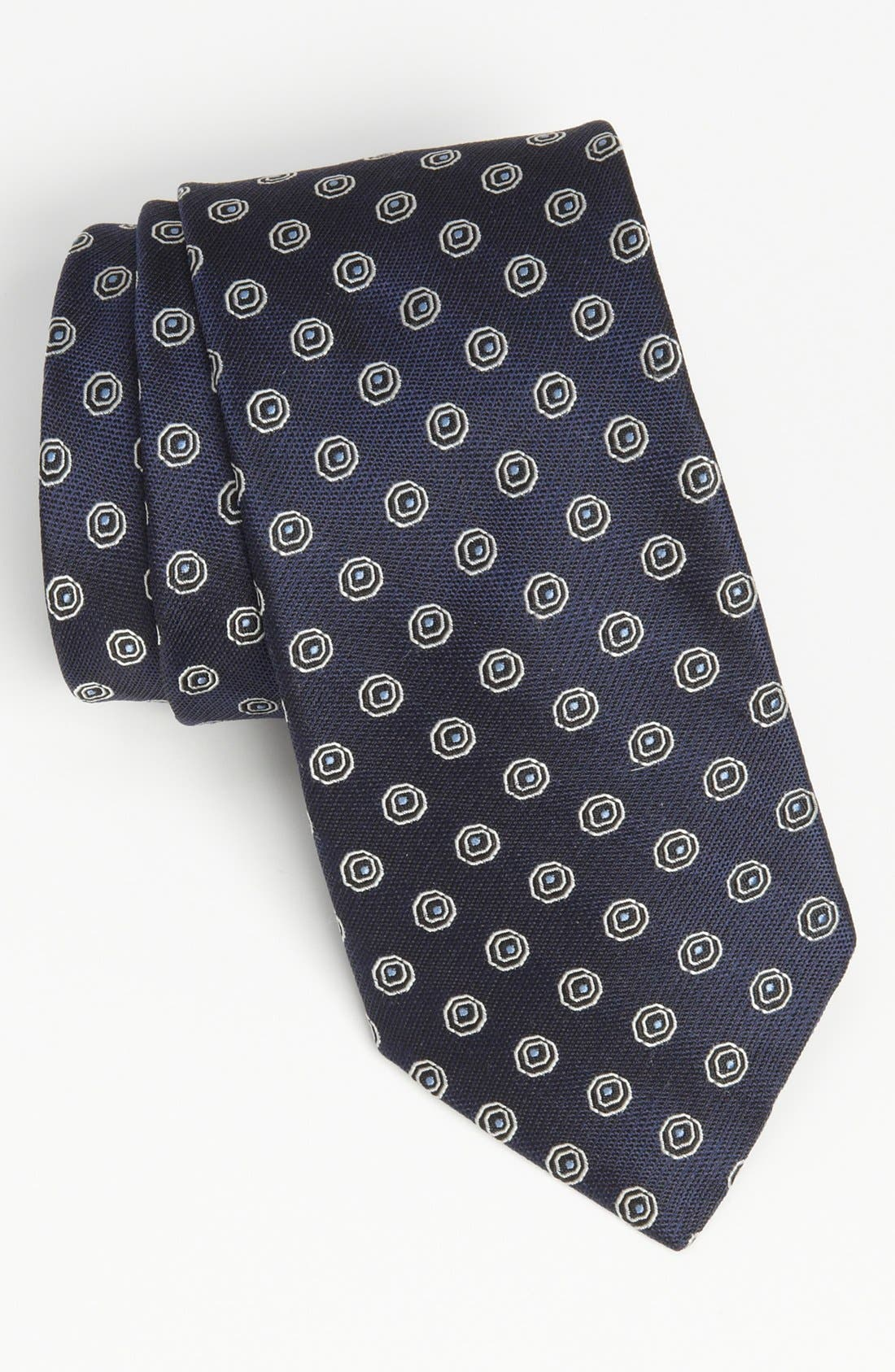 Alternate Image 1 Selected - John Varvatos Star USA Woven Silk Tie