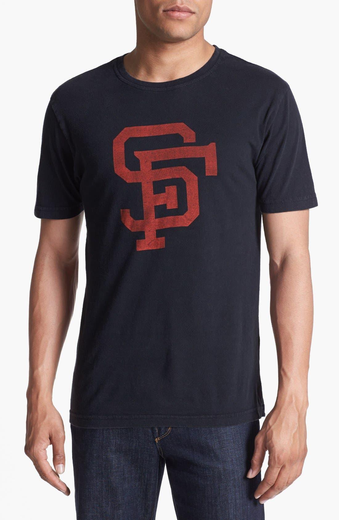 Red Jacket 'San Francisco Giants' Vintage Screen T-Shirt (Men)