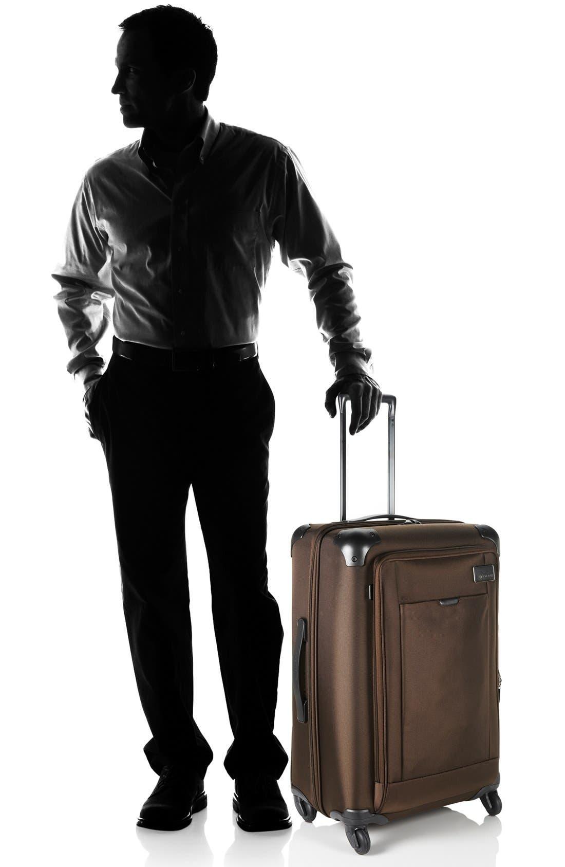 Alternate Image 5  - Tumi 'T-Tech Network' Lightweight 4-Wheeled Medium Trip Packing Case