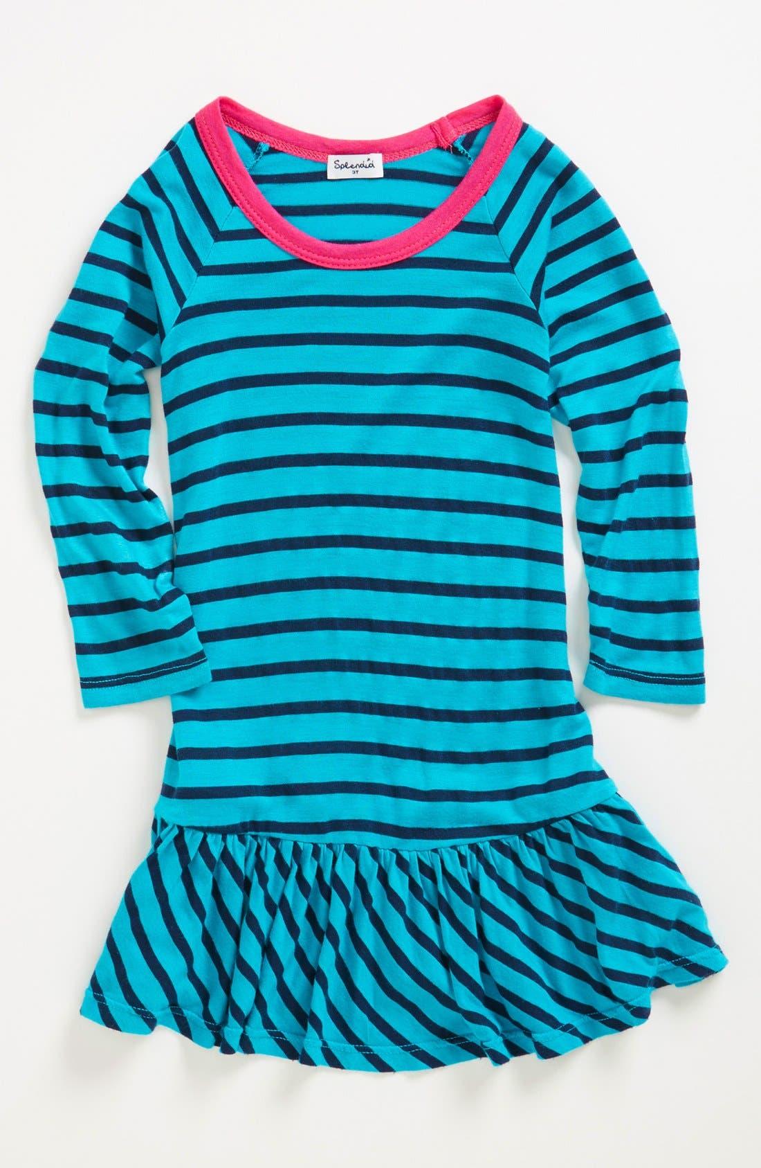 Main Image - Splendid Drop Waist Dress (Toddler Girls)