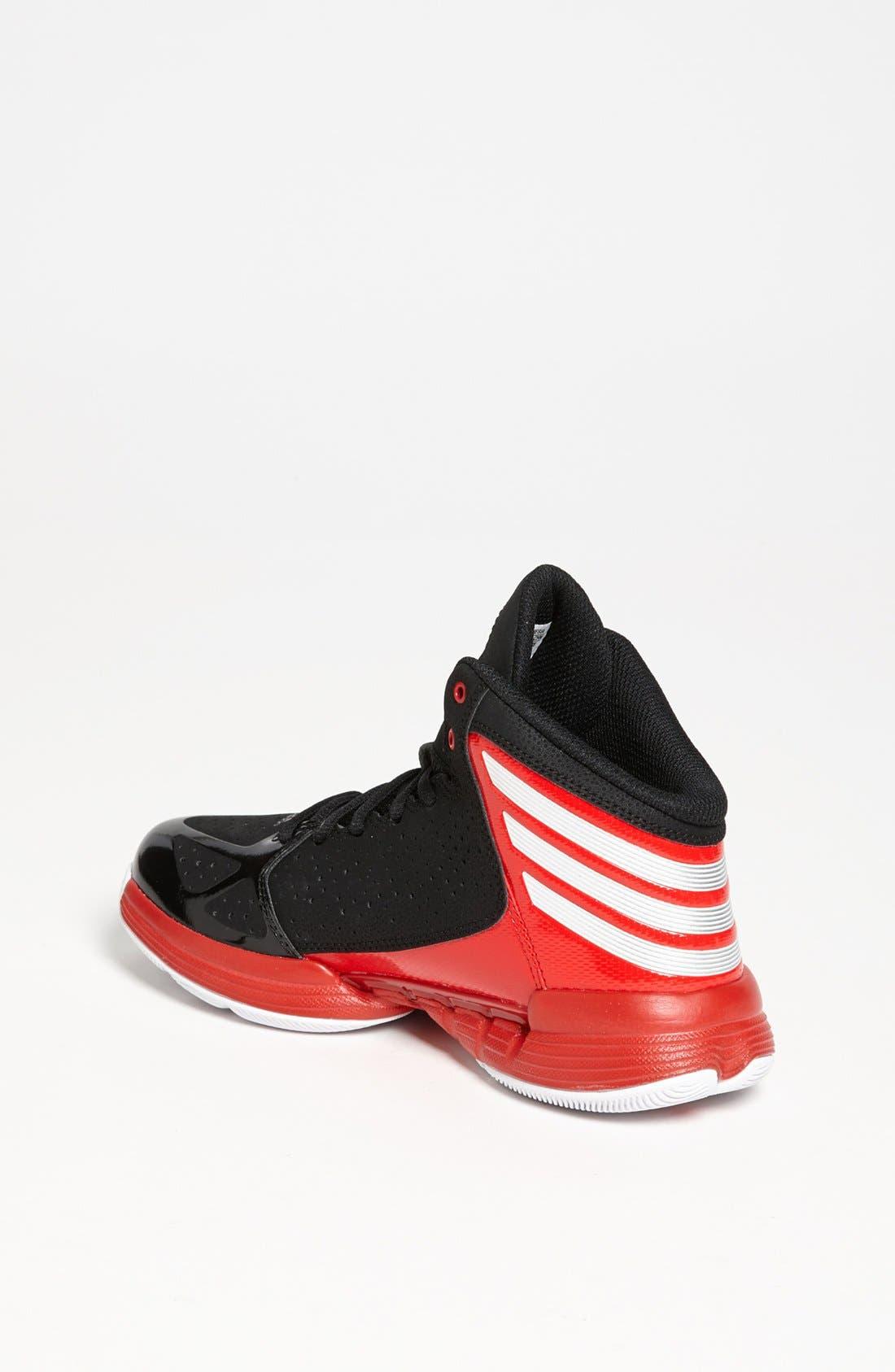 Alternate Image 2  - adidas 'Mad Handle' Basketball Shoe (Big Kid)