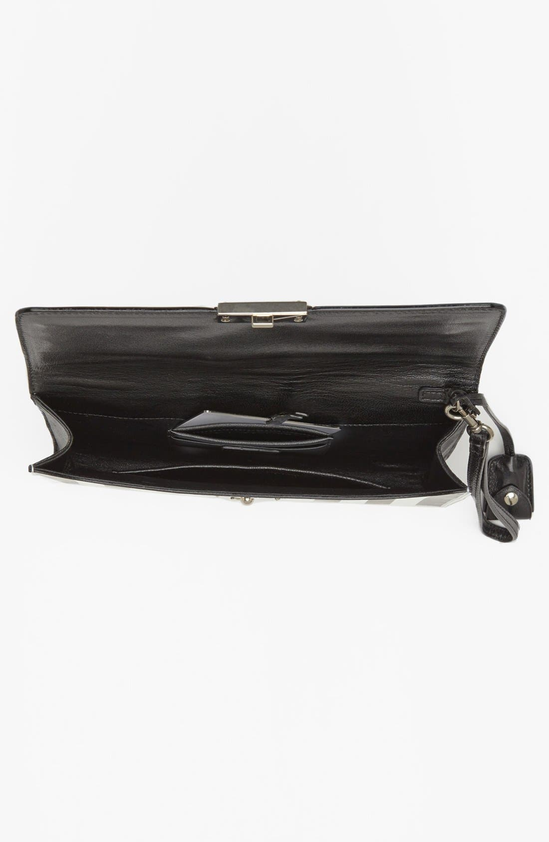Alternate Image 3  - MARC JACOBS 'Prisoners Isobel' Leather Clutch