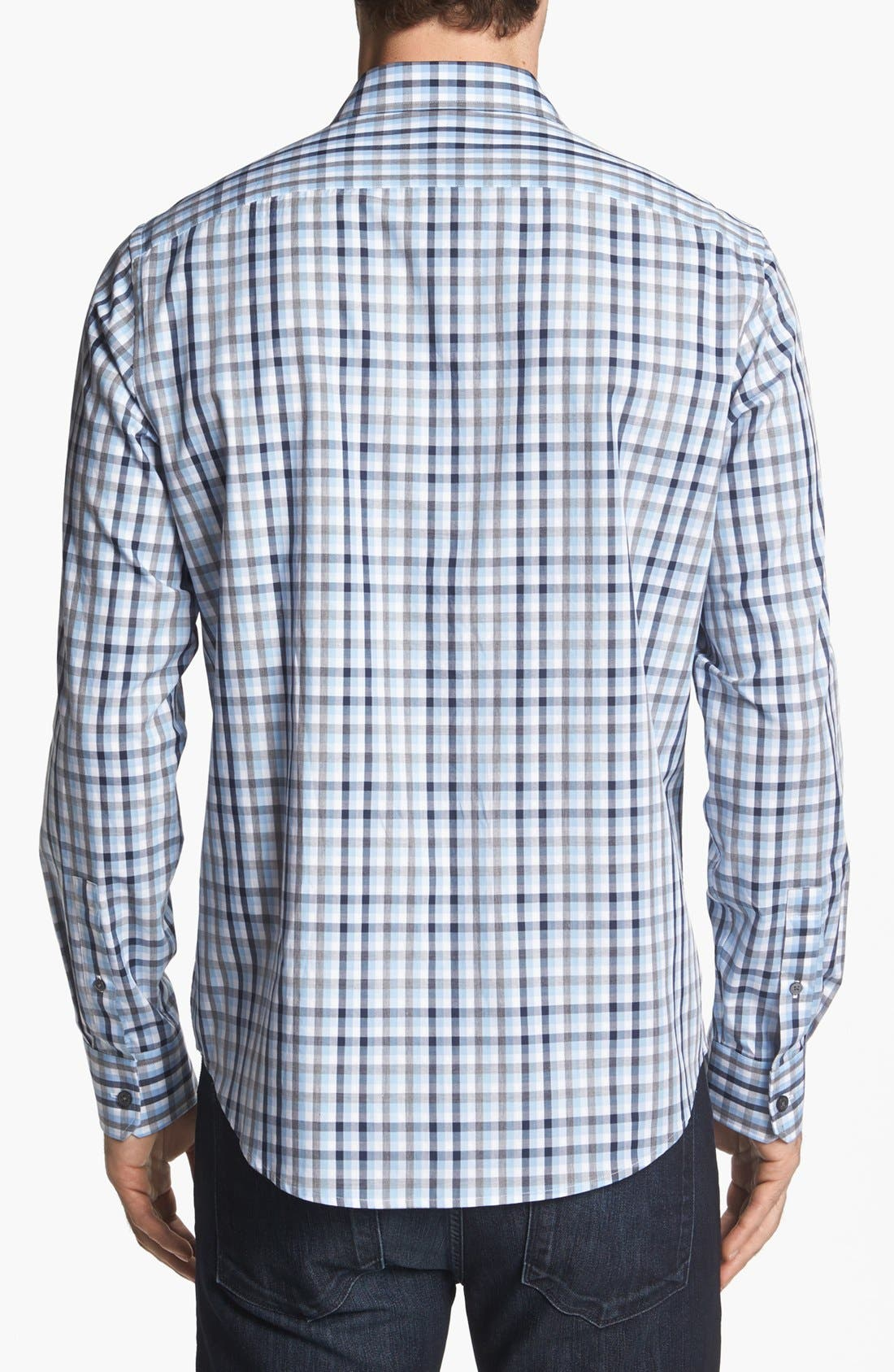 Alternate Image 2  - Michael Kors Regular Fit Sport Shirt