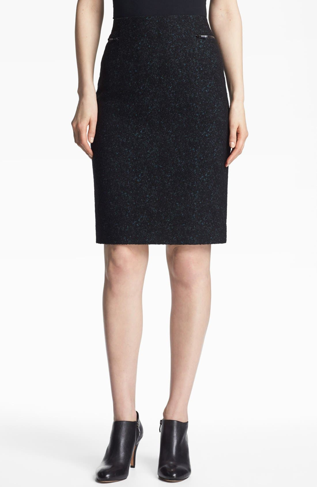 Alternate Image 1 Selected - Classiques Entier® 'Adelina Weave' Skirt